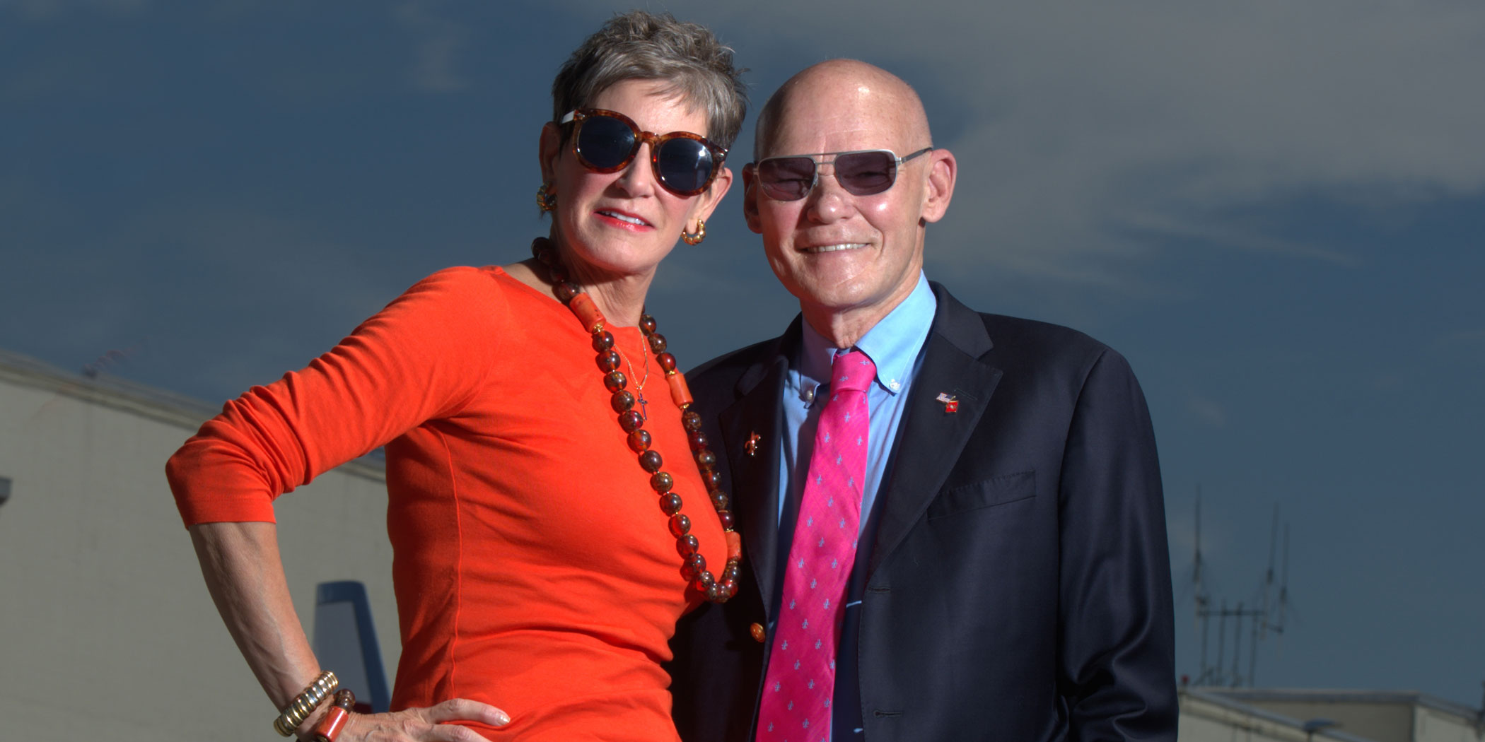 Car Buying Sites >> James Carville and Mary Matalin | Business Jet Traveler