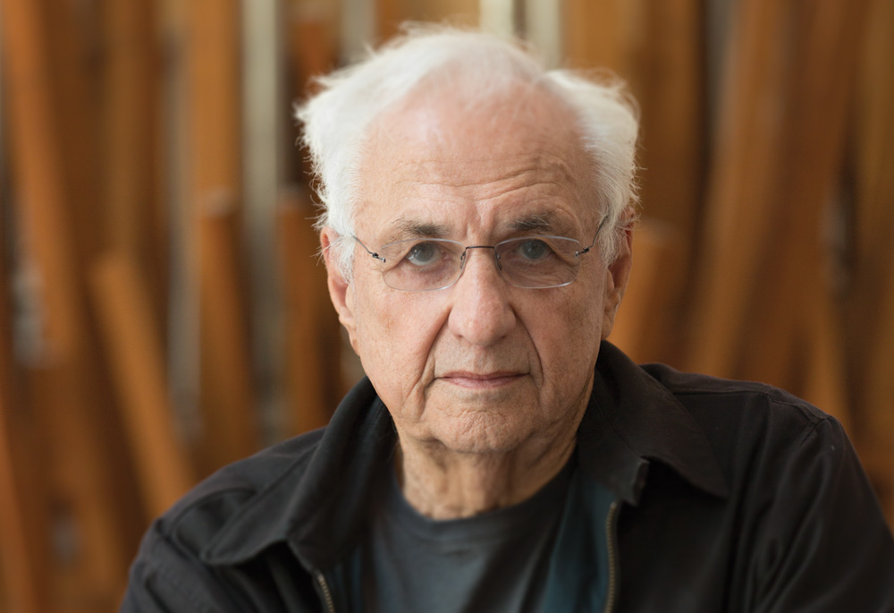 Architect Frank Gehry | Business Jet Traveler