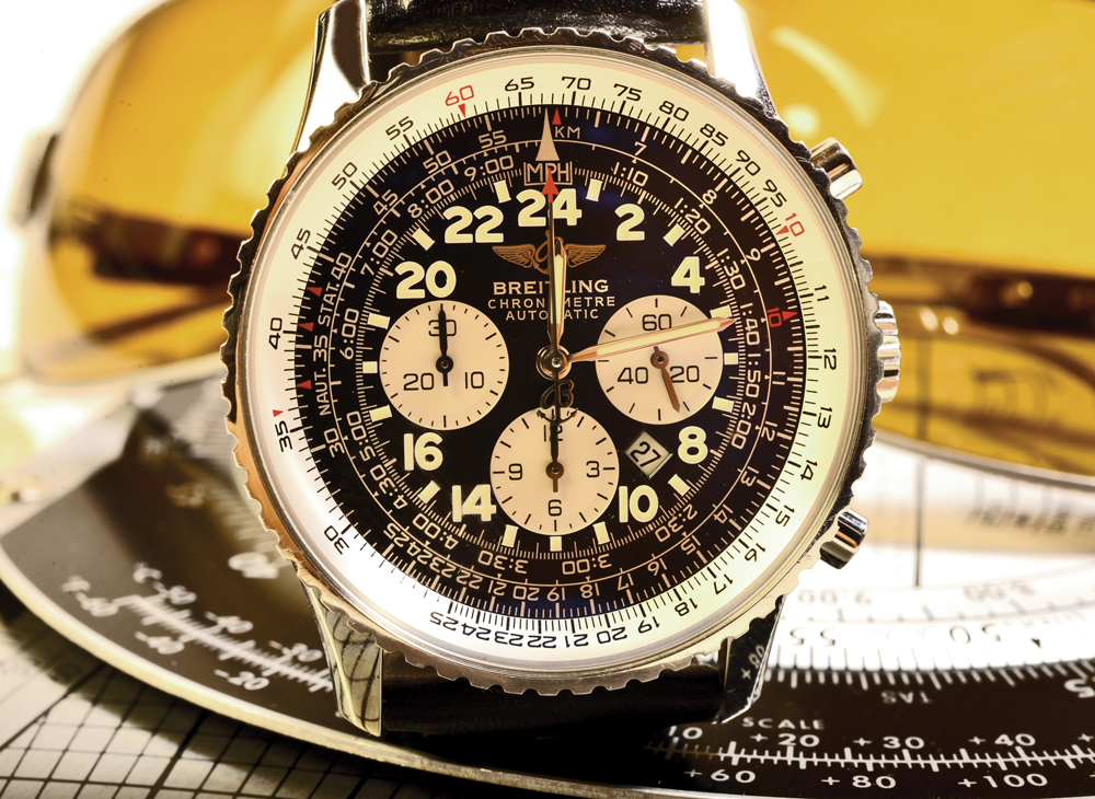Used Breitling Watches >> Six Watches Worth Watching | Business Jet Traveler