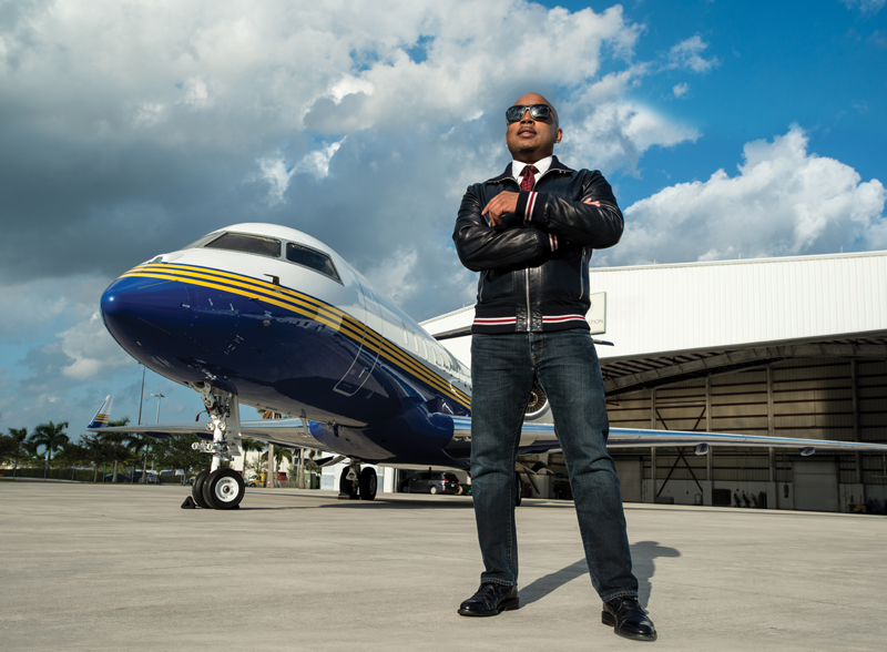 Daymond John S Cancer Battle Business Jet Traveler