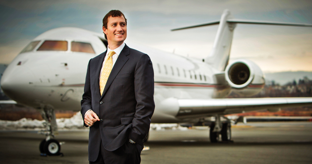 Industry Insider: NetJets Chairman and CEO Jordan Hansell ...
