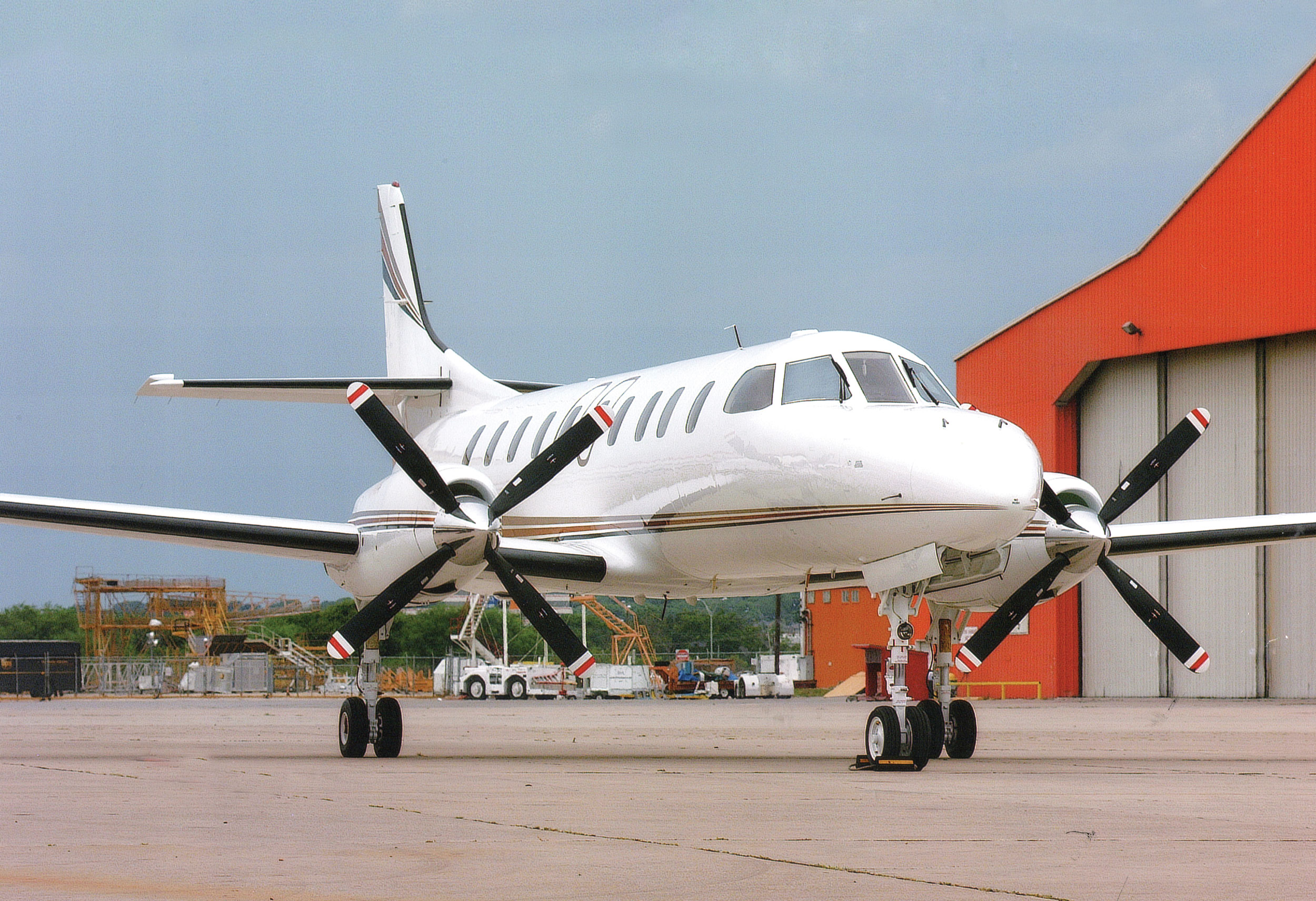Used Turboprop Review Merlin Iv The Agony And The Ecstasy