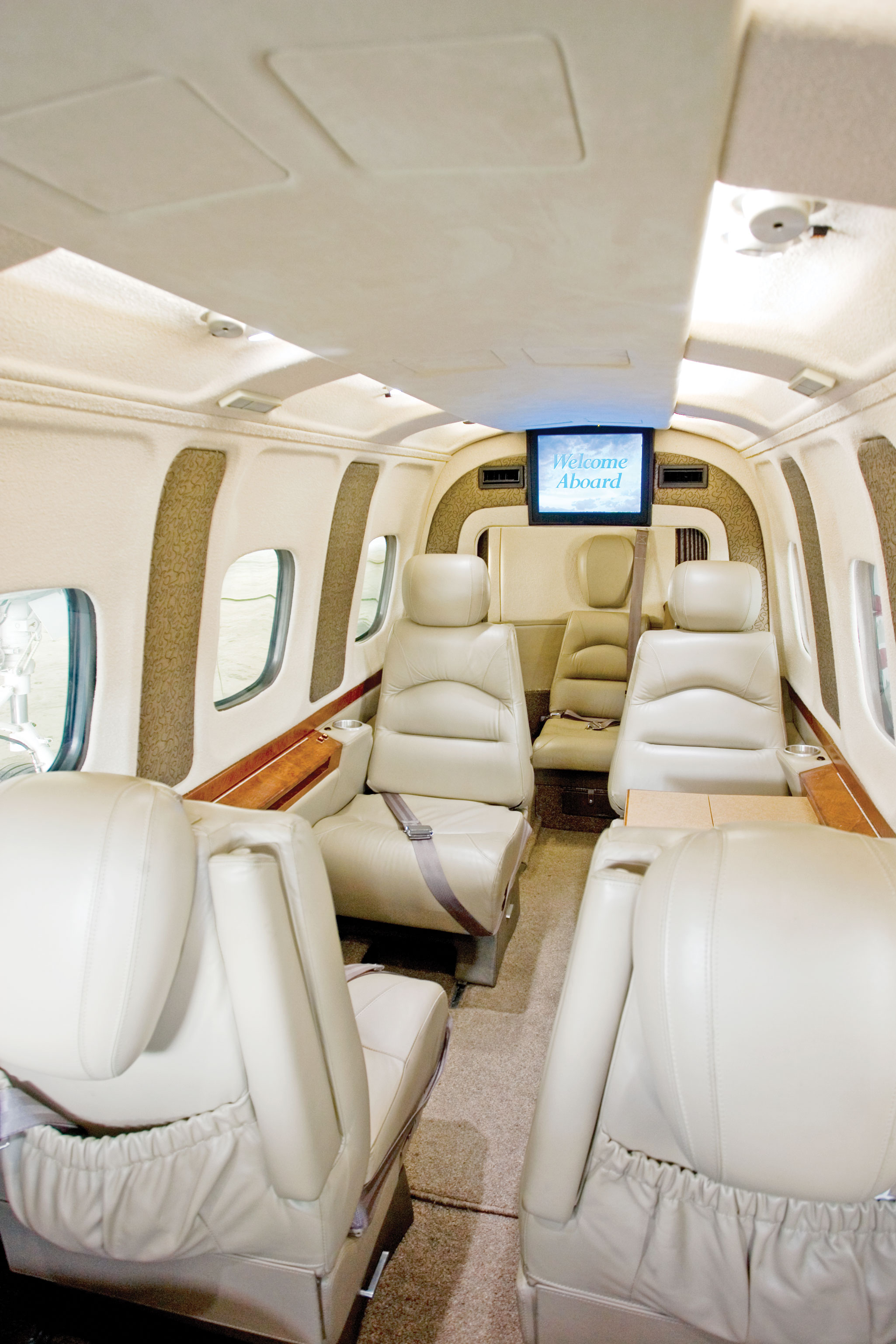 used aircraft review  twin commander 1000