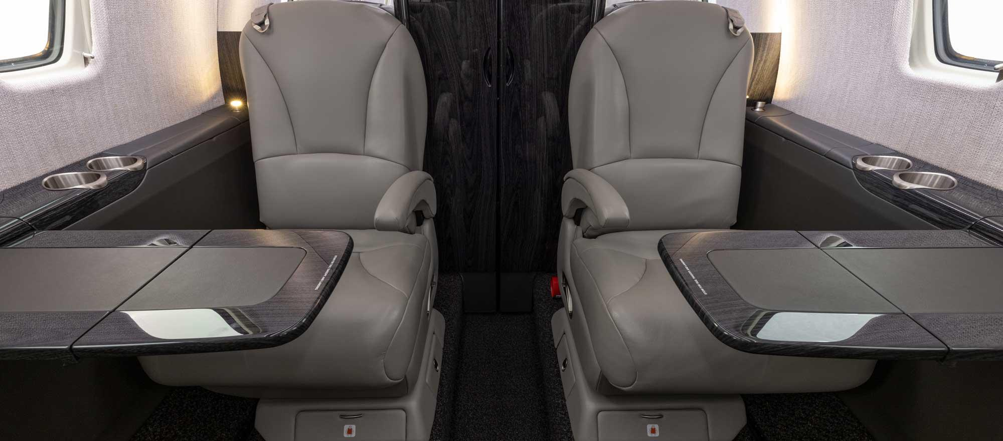 Duncan Aviation uses a process called hydrodipping to expand cabin design options while reducing cost and downtime.