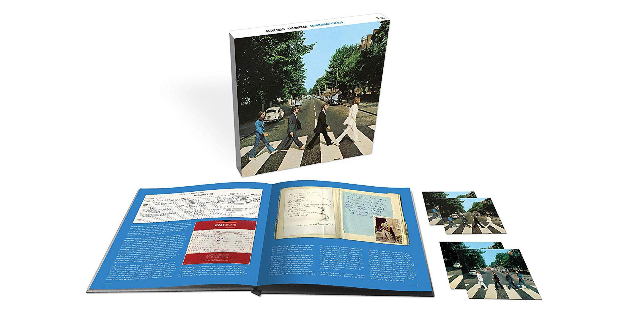 Abbey Road: Anniversary Super Deluxe Edition, the Beatles