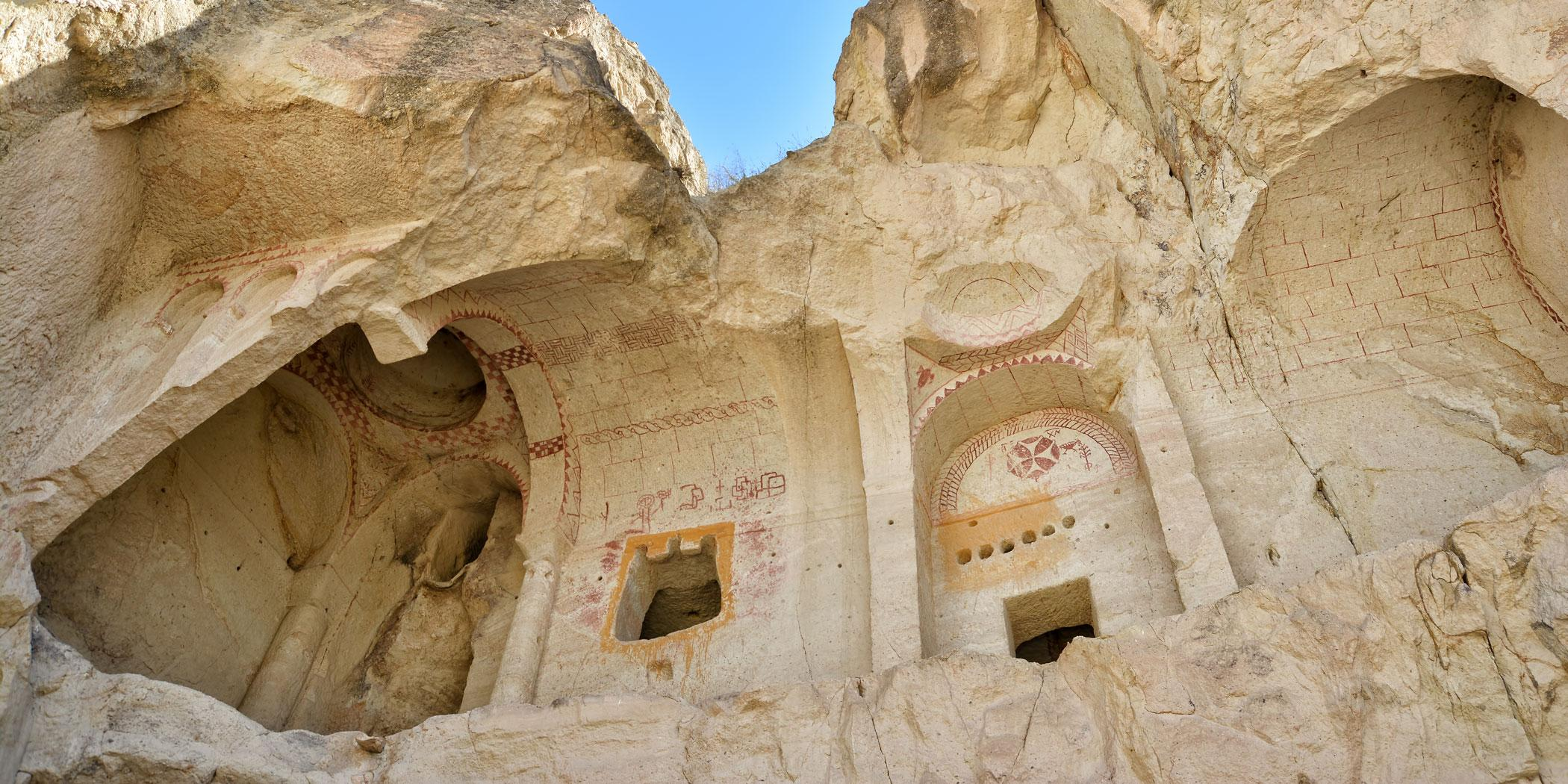 Goreme Open-Air Museum Photo Adobe Stock