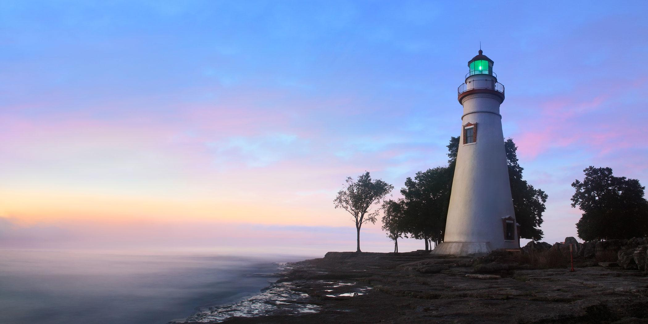 The Marblehead Lighthouse Photo: Adobe Stock