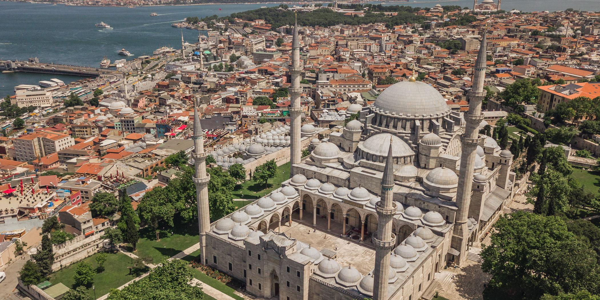 The Suleymaniye Mosque Photo Adobe Stock