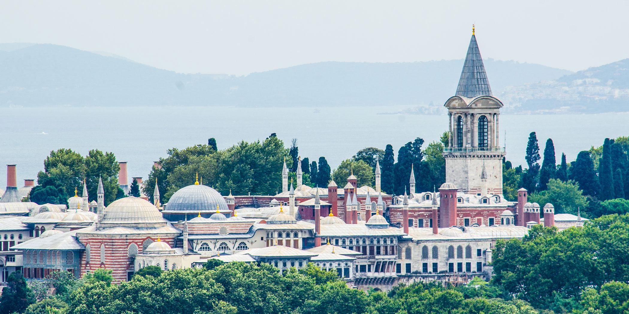 Topkapi Palace Photo Adobe Stock