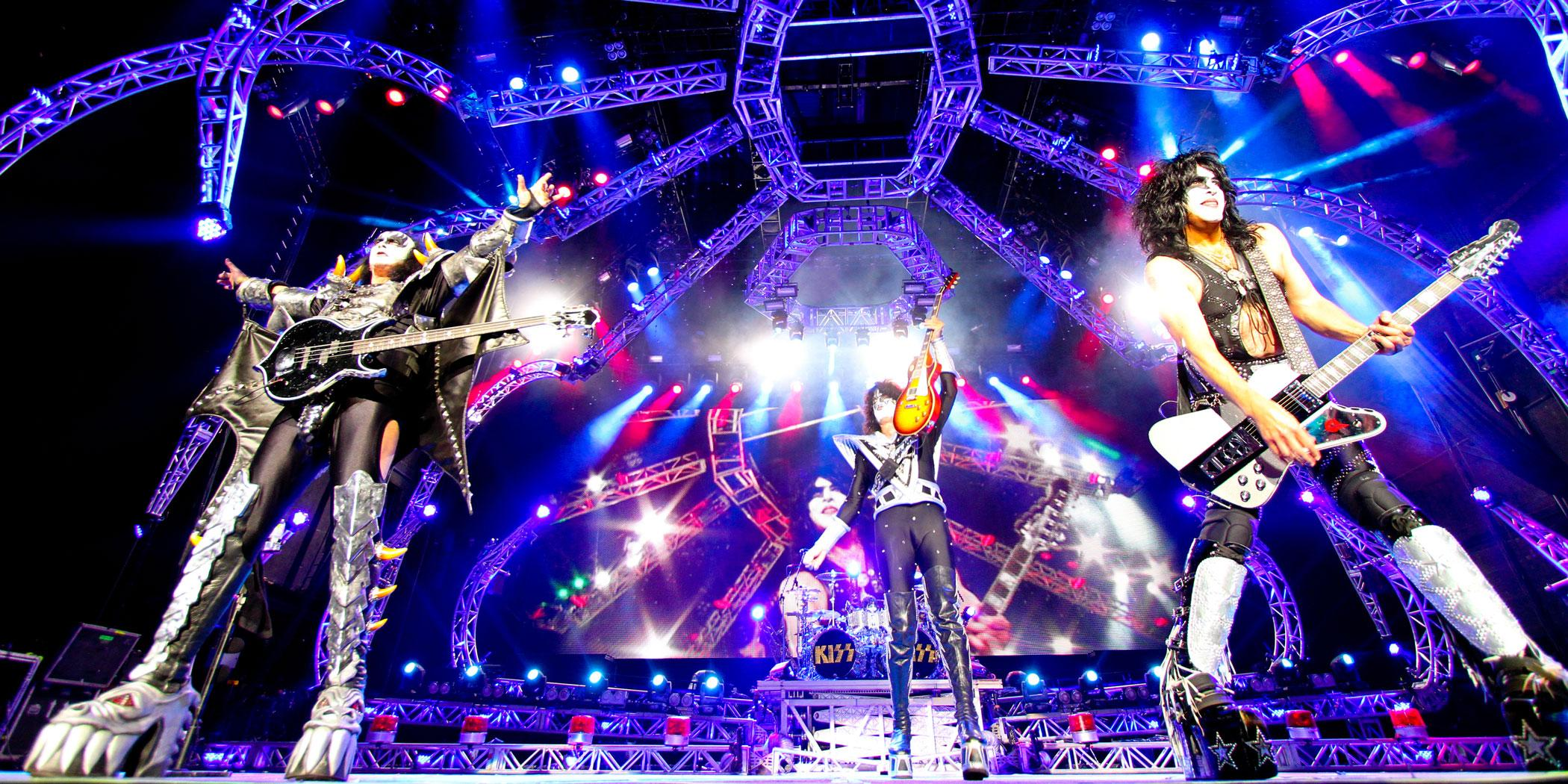 Kiss (Photo courtesy of Universal Music)