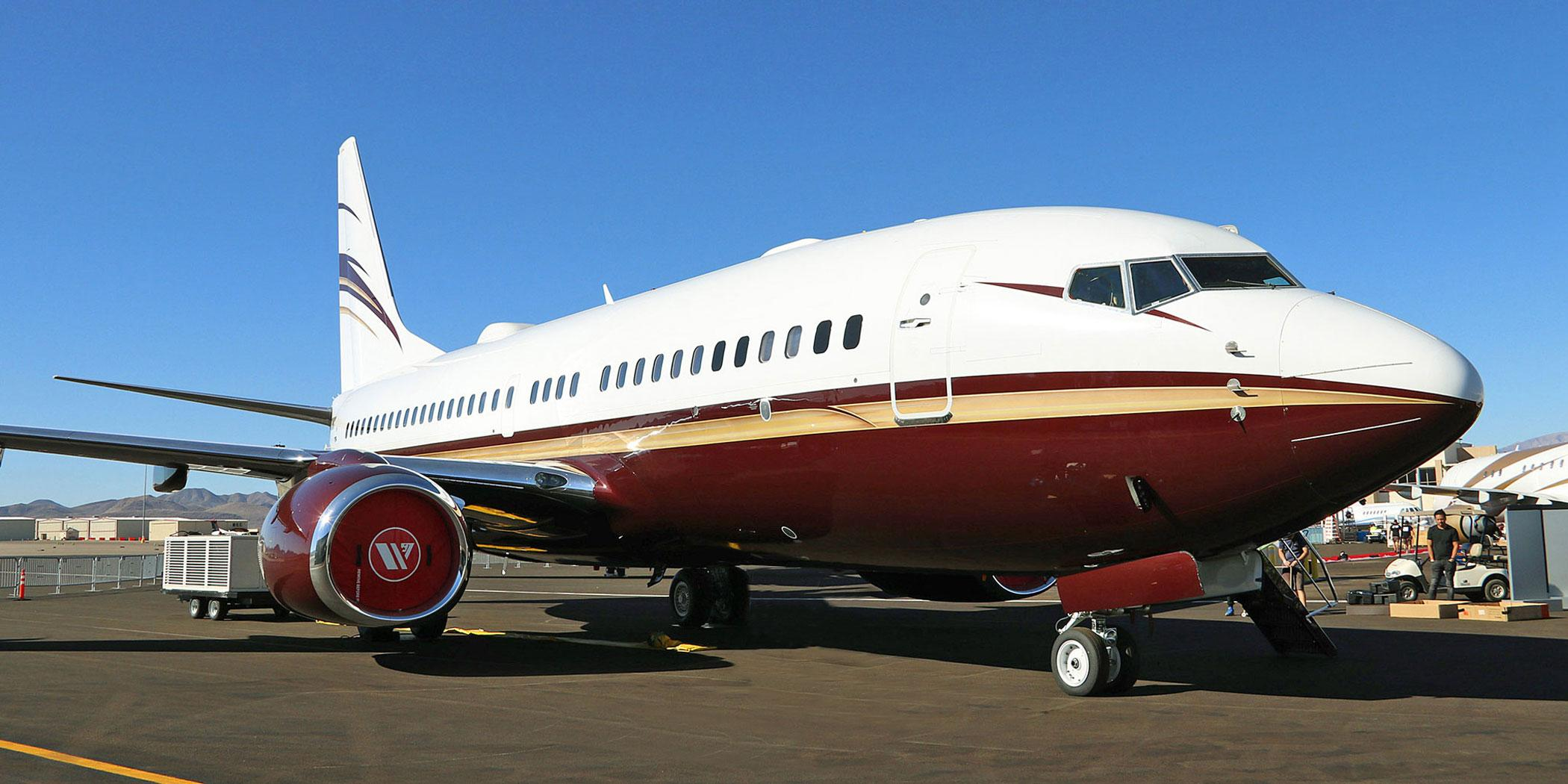 BBJ  (Photo: Barry Ambrose)