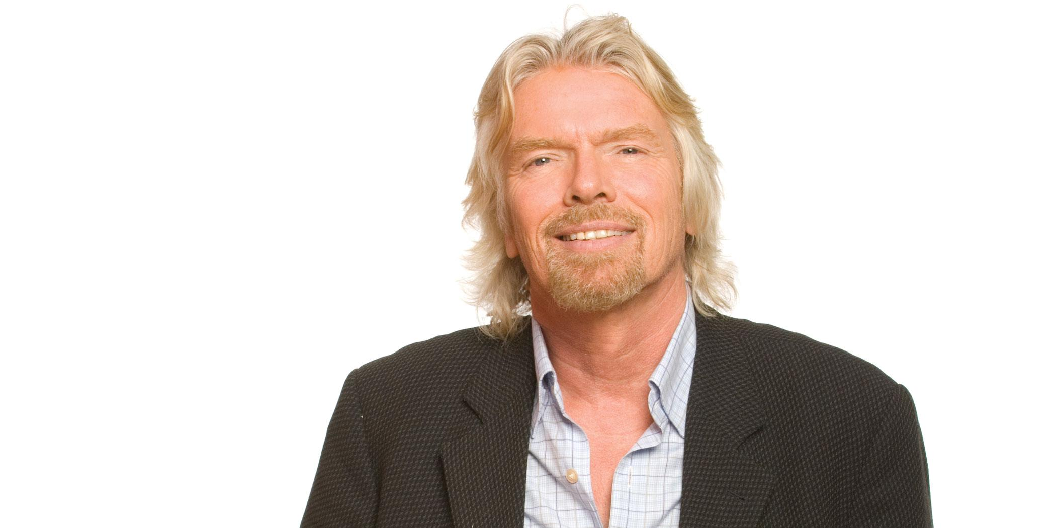 Sir Richard Branson, entrepreneur  (Photo: Bill Bernstein)