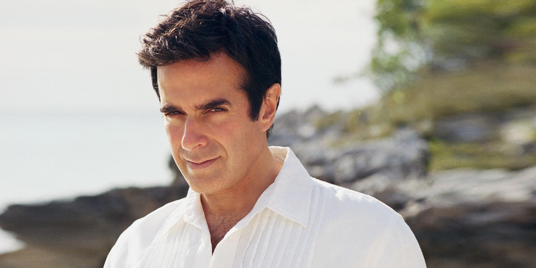 David Copperfield, magician (Photo: Courtesy of David Copperfield)