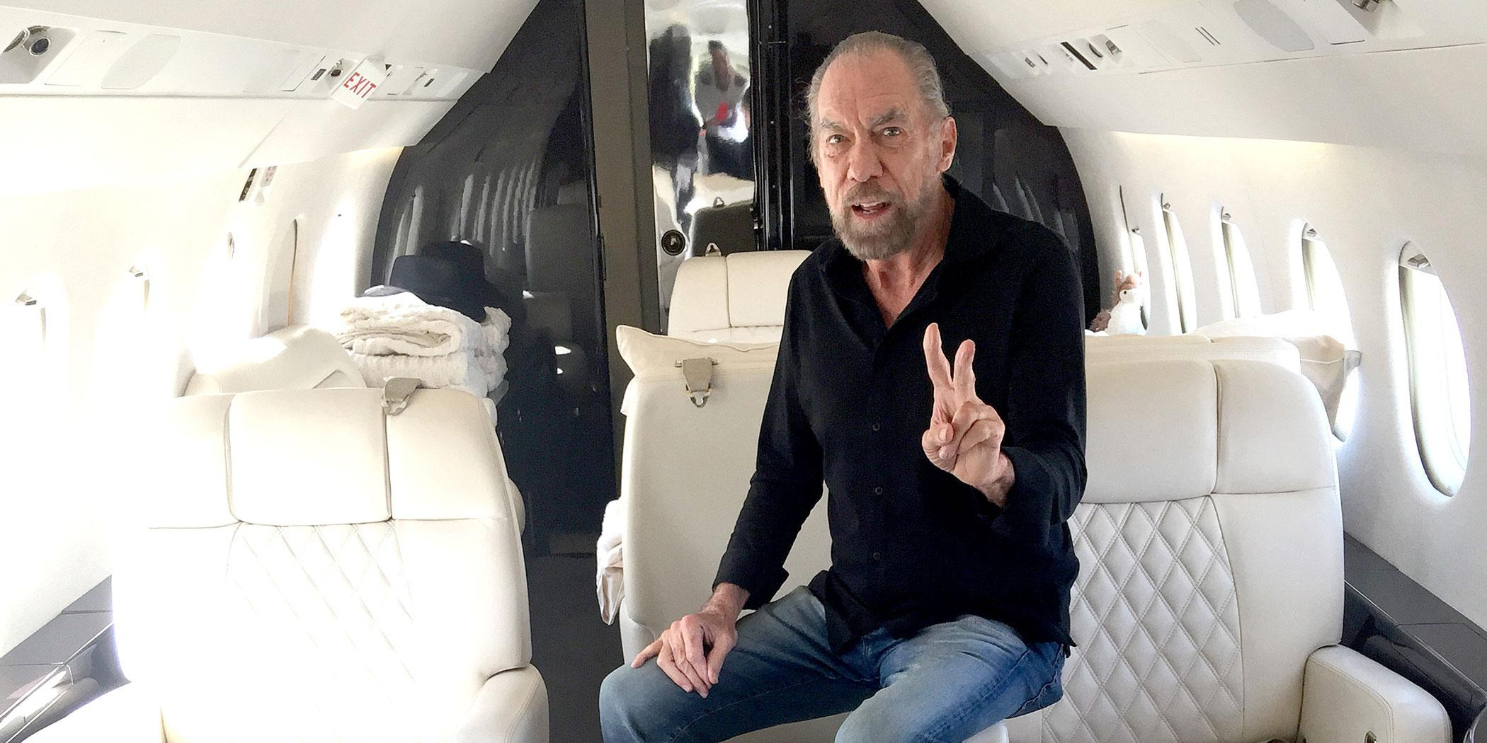 John Paul DeJoria, entrepreneur  Photo: John Paul Mitchell Systems