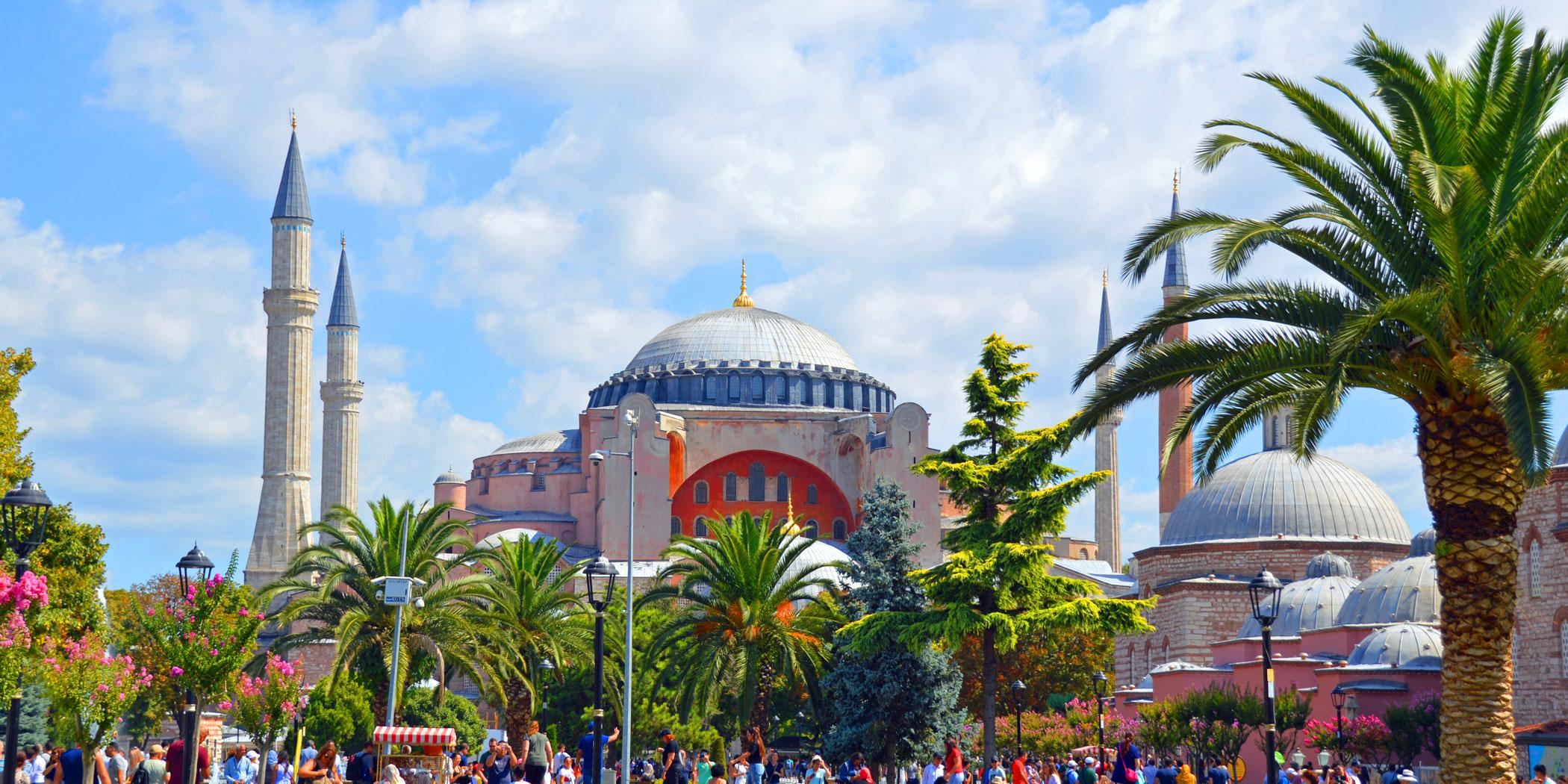 Hagia Sophia Photo Adobe Stock