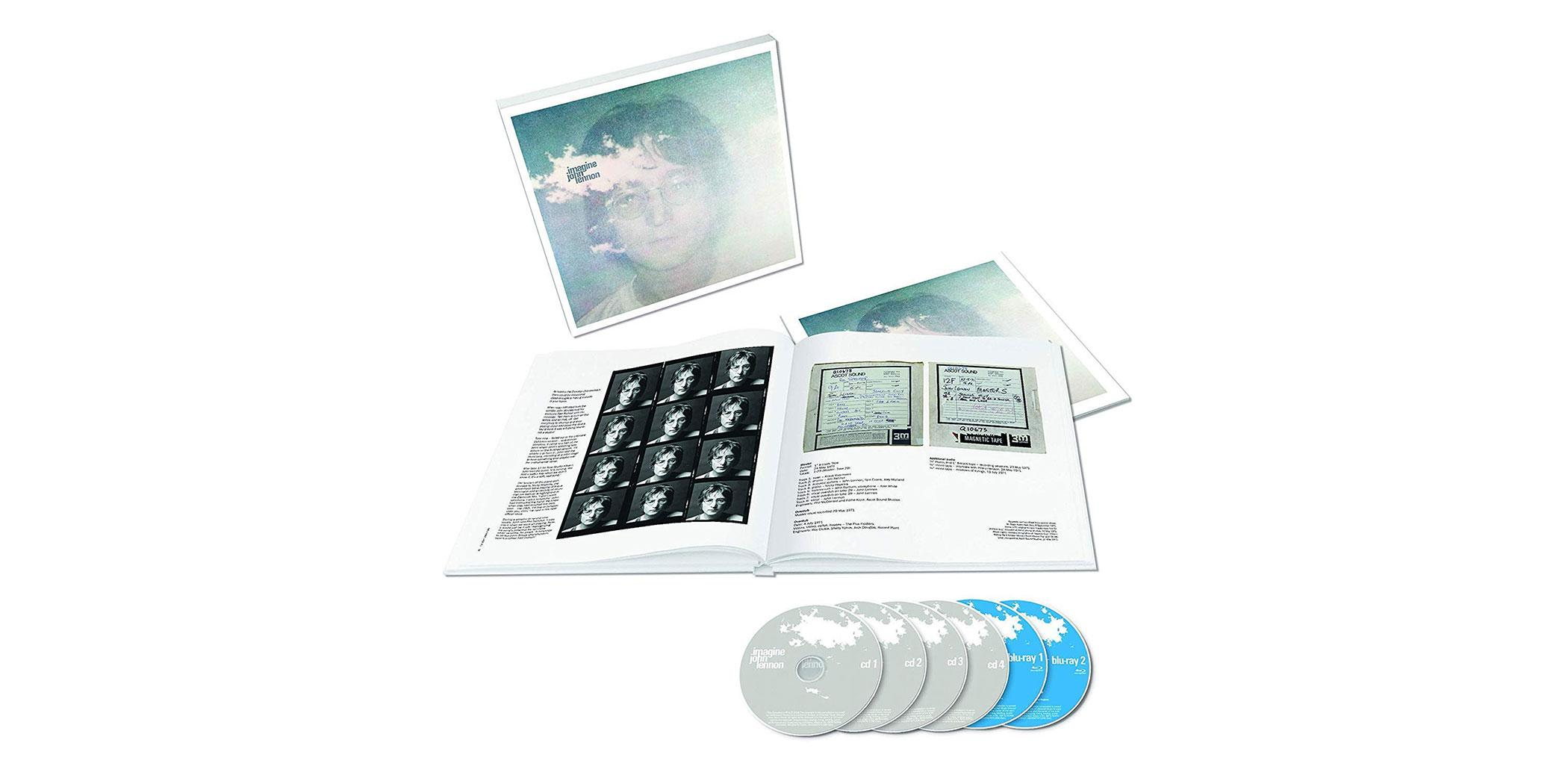 Imagine: The Ultimate Collection by John Lennon