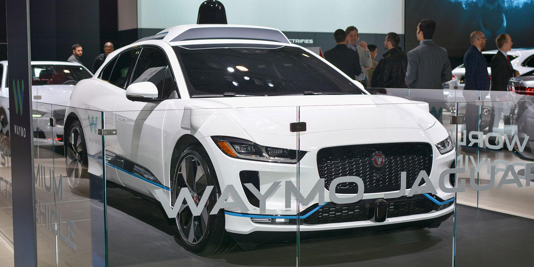 2019 Jaguar I-Pace  Photo: Ian Whelan