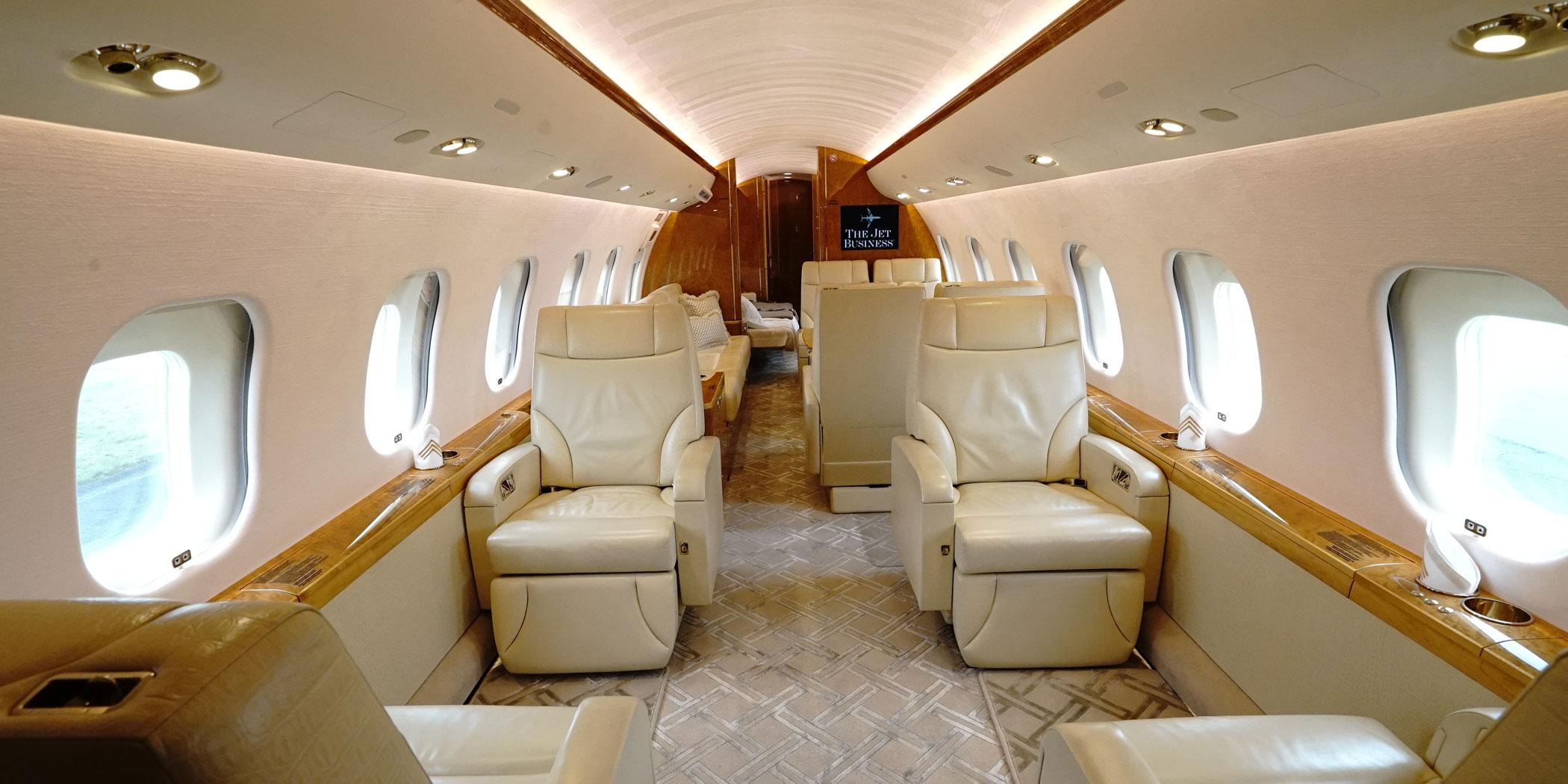 2010 Global Express XRS