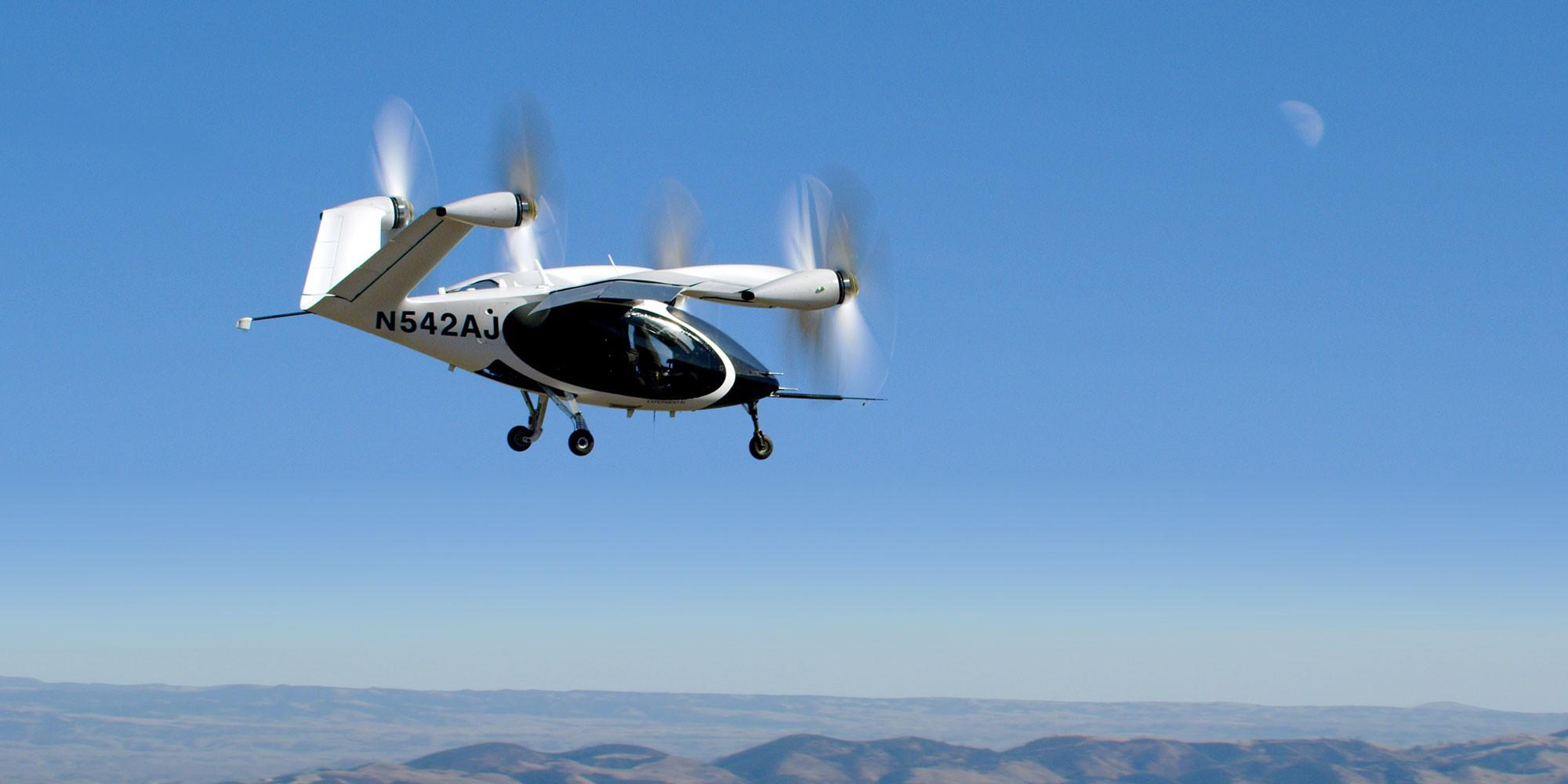 Joby Aviation is one of several front runners in the race to launch air taxi services with eVTOL aircraft in cities such as Los Angeles.