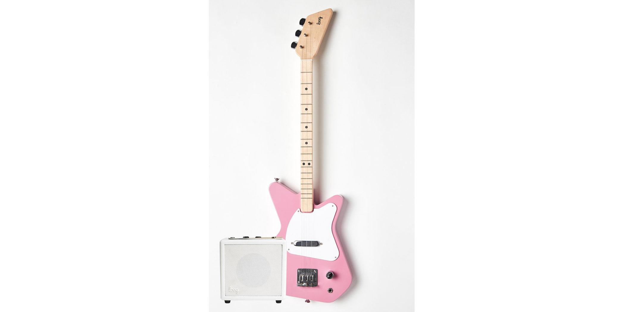 The Loog Pro Electric guitar