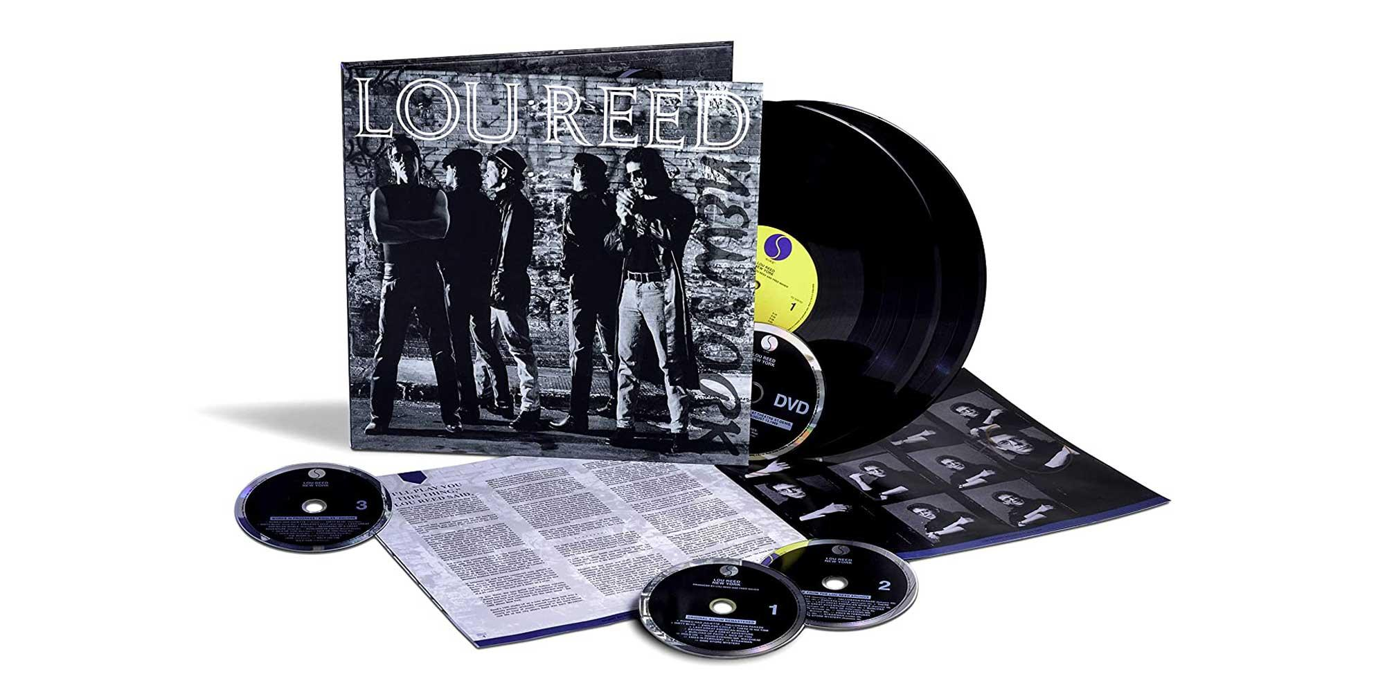Lou Reed, New York (Deluxe Edition)