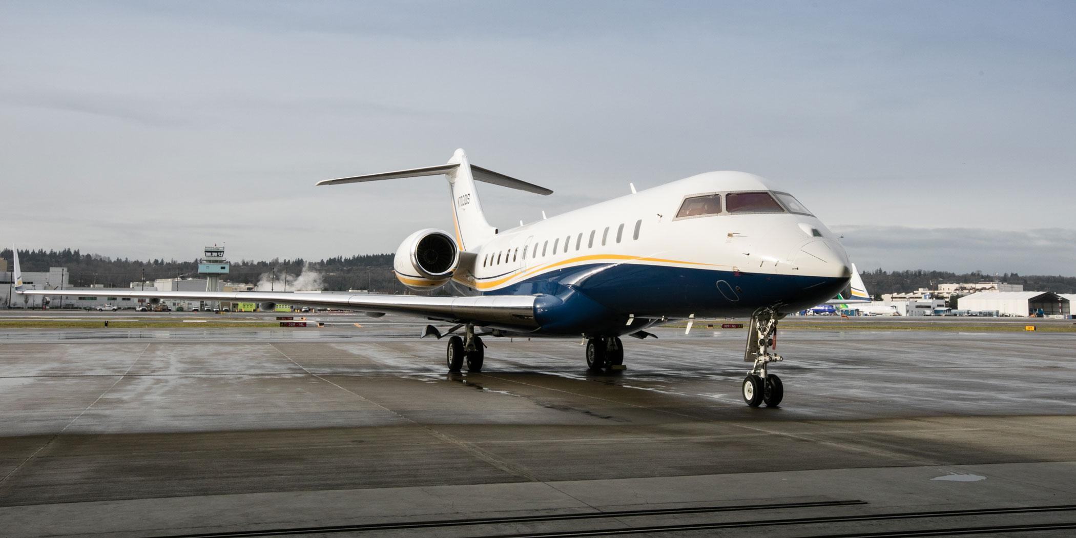 2009 Global Express XRS