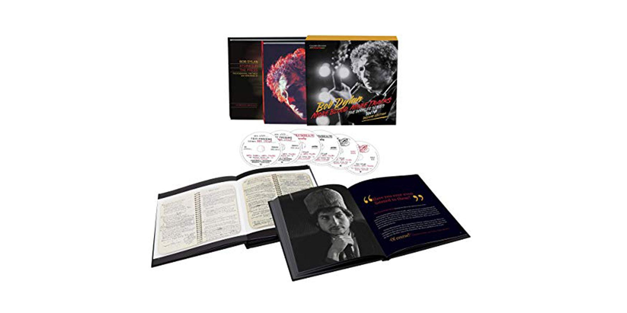 More Blood, More Tracks, The Bootleg Series, Vol. 14, by Bob Dylan