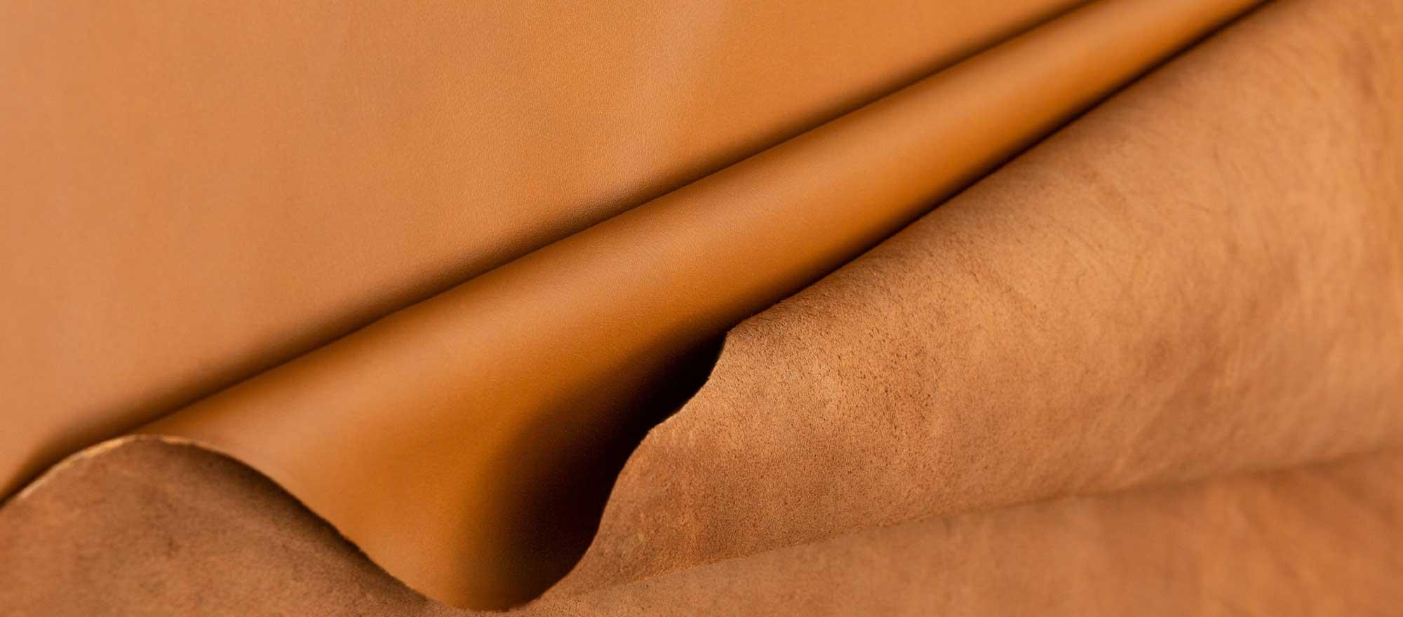 A seat covering from Muirhead Leather is self-cleaning and employs material that's effective against viruses.