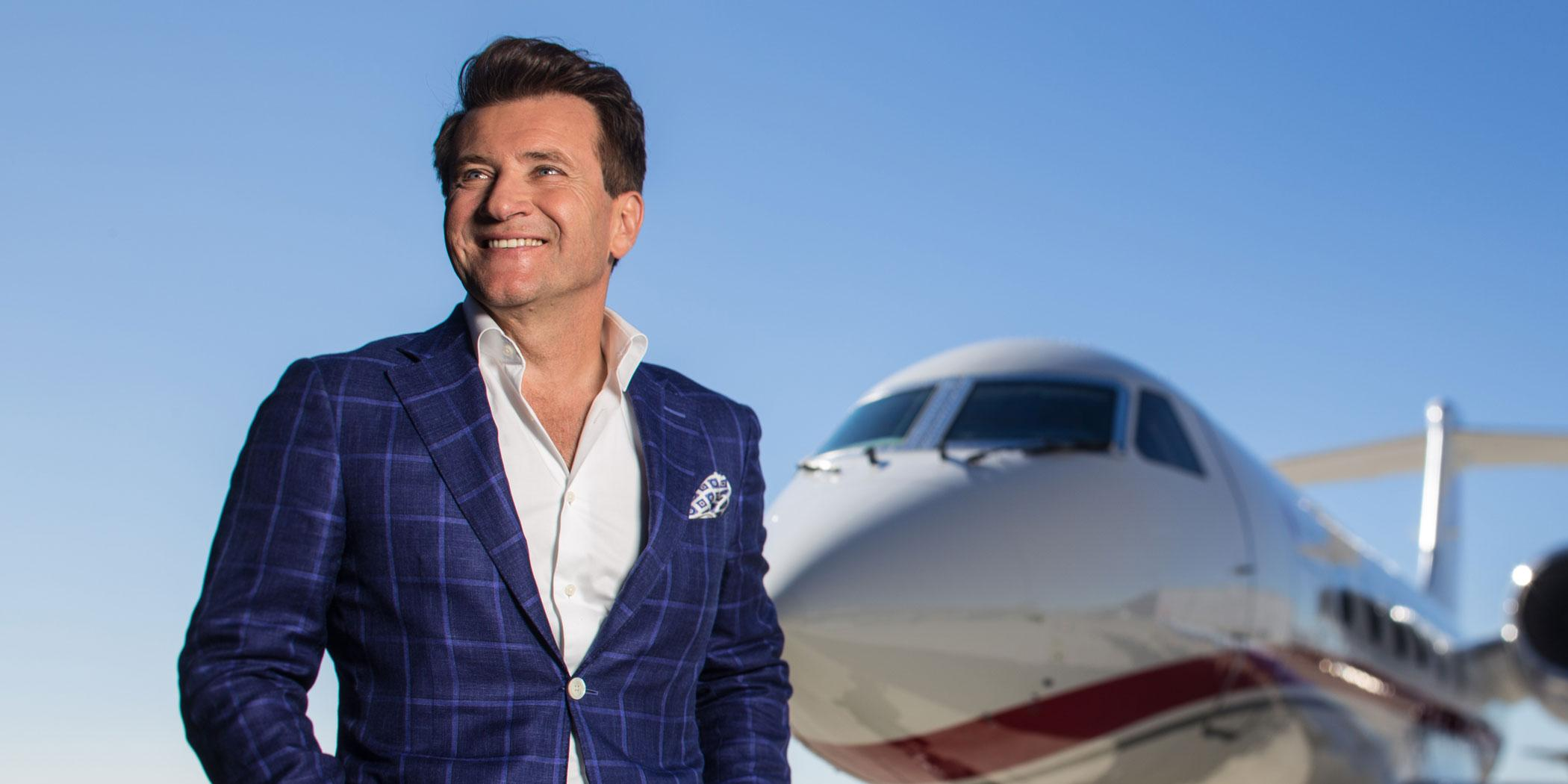 Robert Herjavec, tech entrepreneur (Photo: Manuello Paganelli)