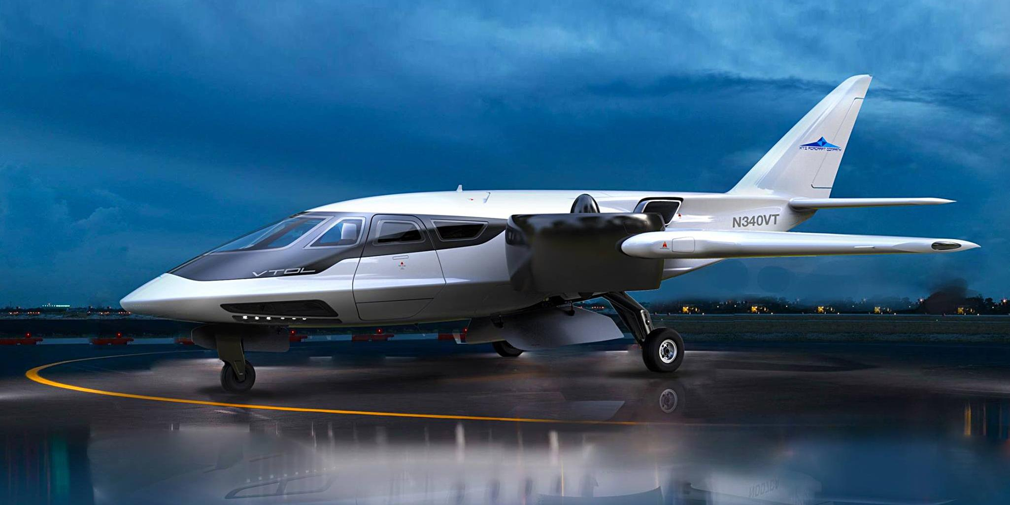 aircraft parked on ramp