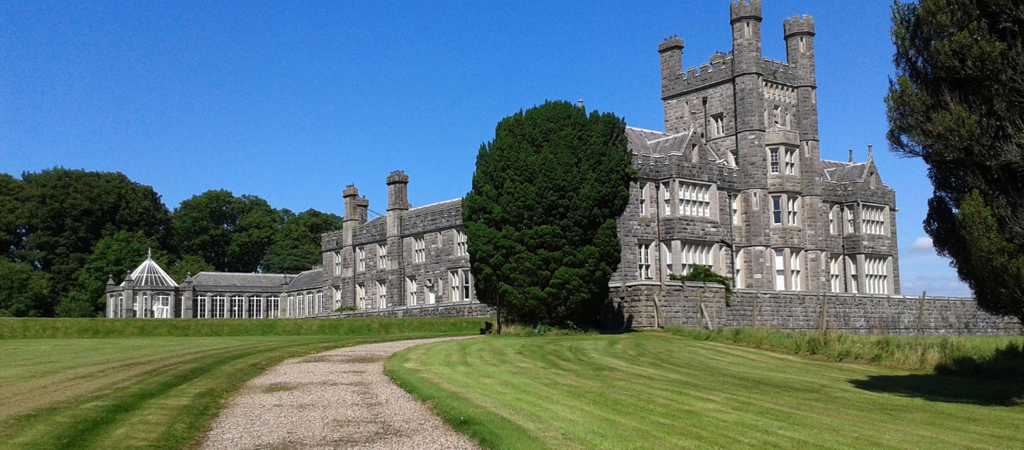 Lord Erne's 350-year-old ancestral home