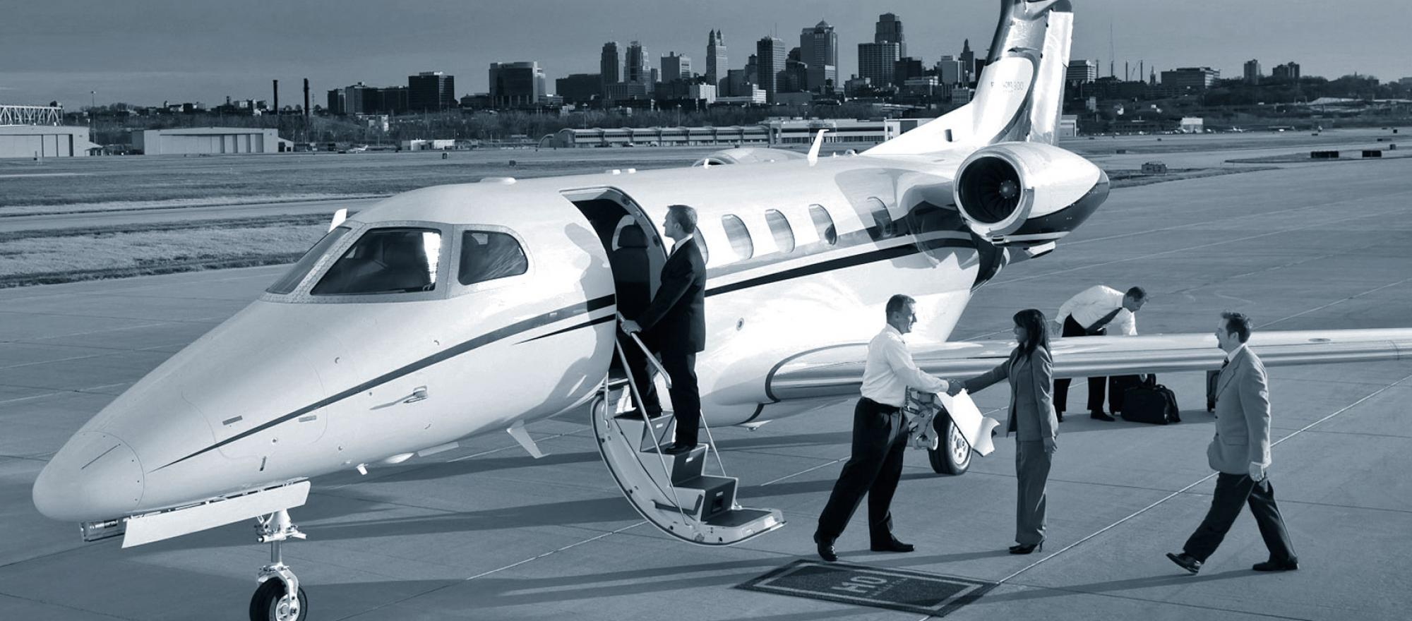 If you're thinking about acquiring a preowned aircraft, you couldn't ask for a better time, says Dennis Rousseau, founder of online listing service AircraftPost. (Photo: © 2010 Mike Fizer/Courtesy Executive AirShare)