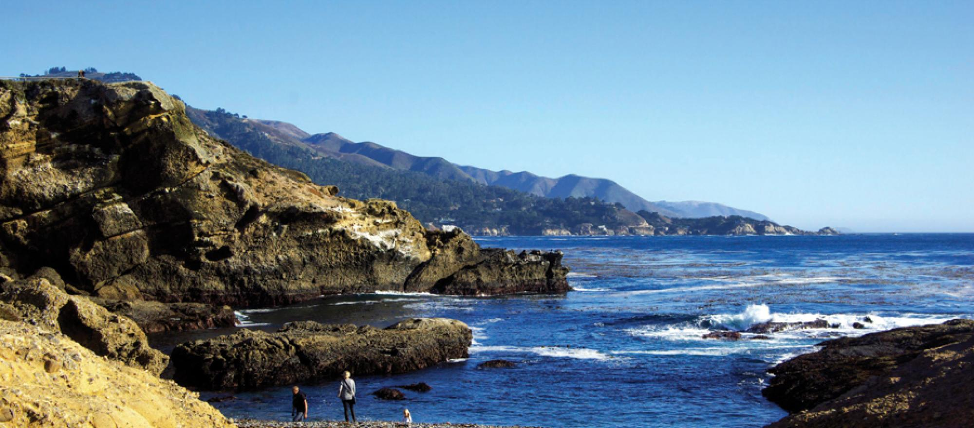 California's Monterey Coast Photo Credit:  Don Douglas