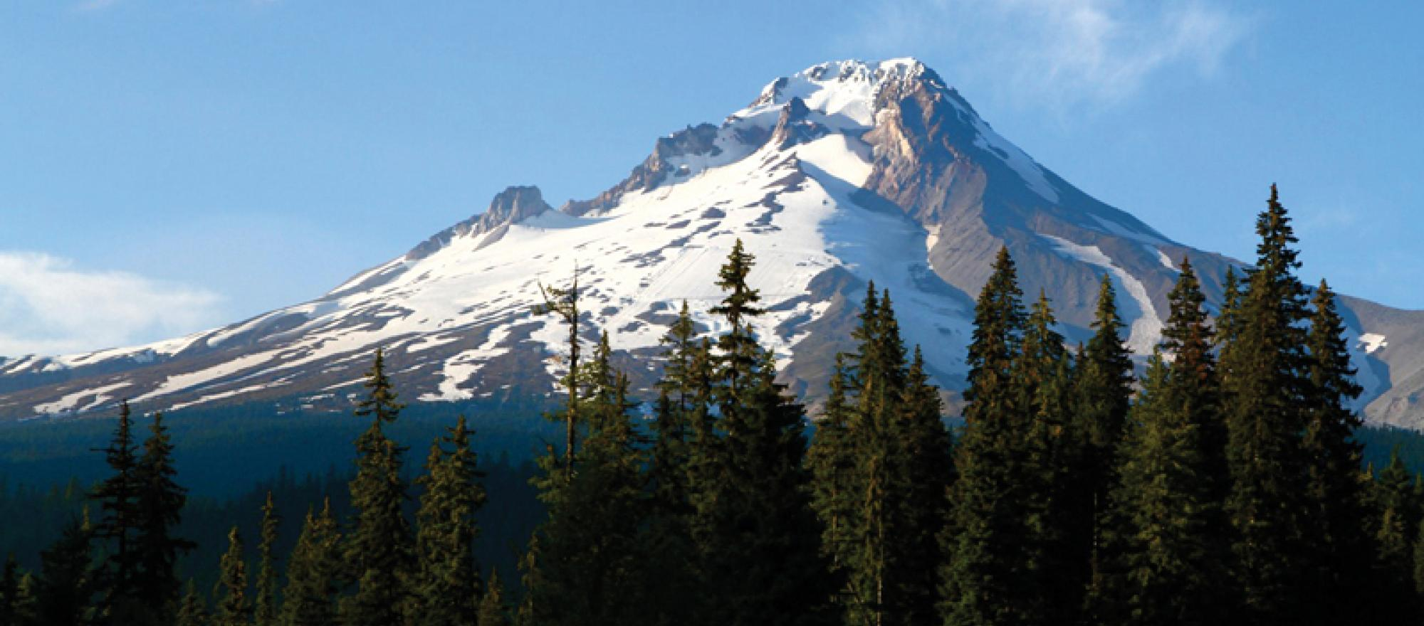 Oregon's Mount Bachelor