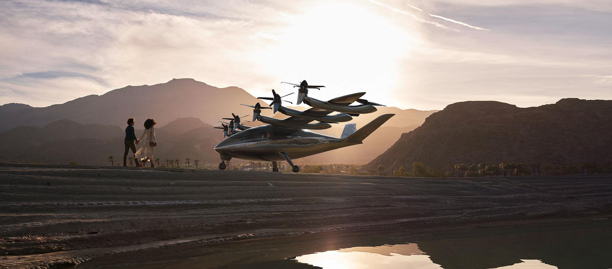 Archer is one of several start-ups working to bring an all-electric eVTOL aircraft to market, and its plans were recently boosted by a $1.1 billion share flotation.