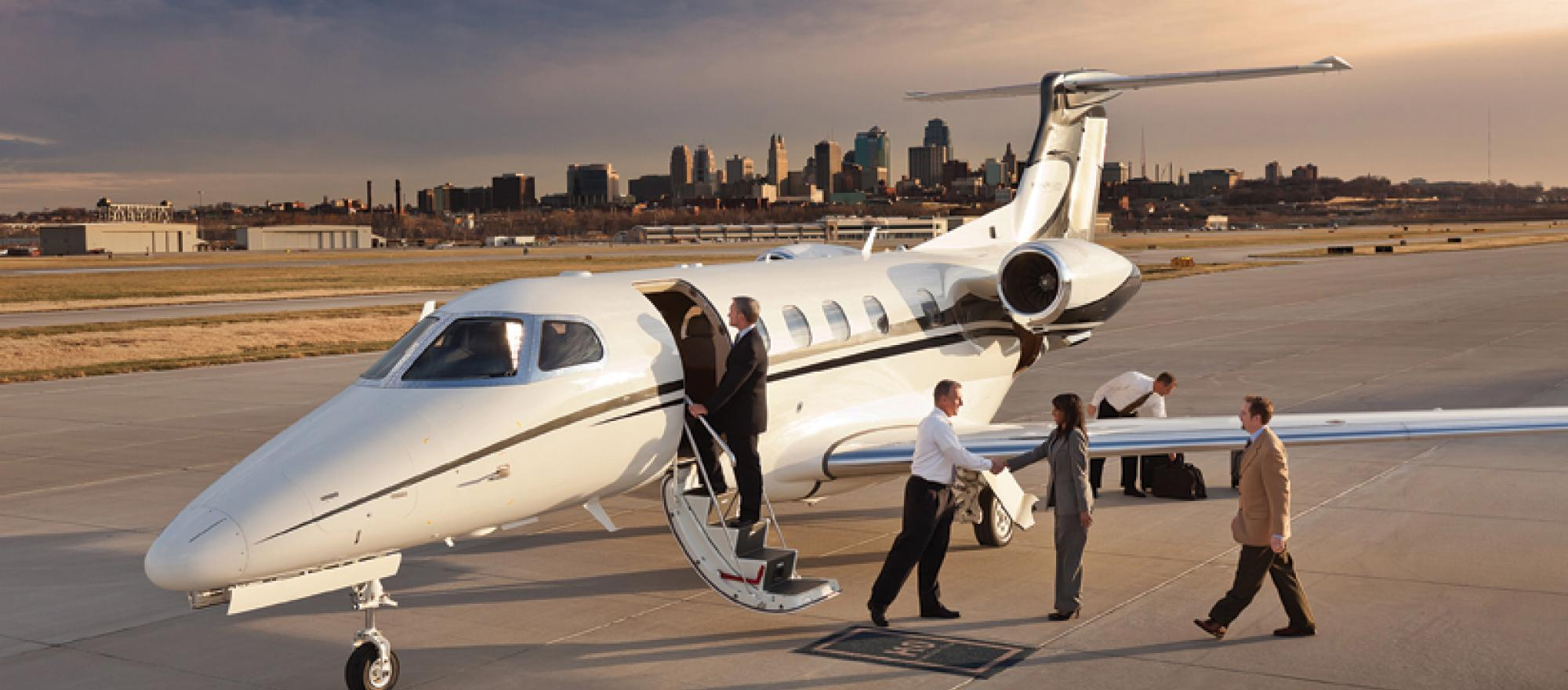 Chartering out your jet
