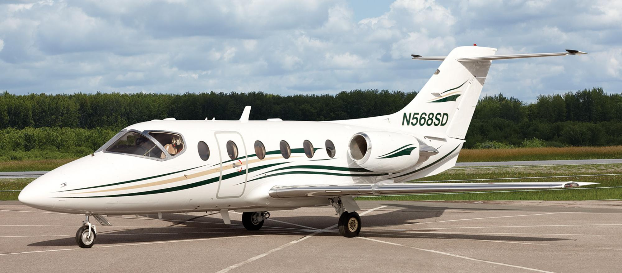 You can get some major deals on Diamonds and Beechjets made before 1991, but there's a reason for that.