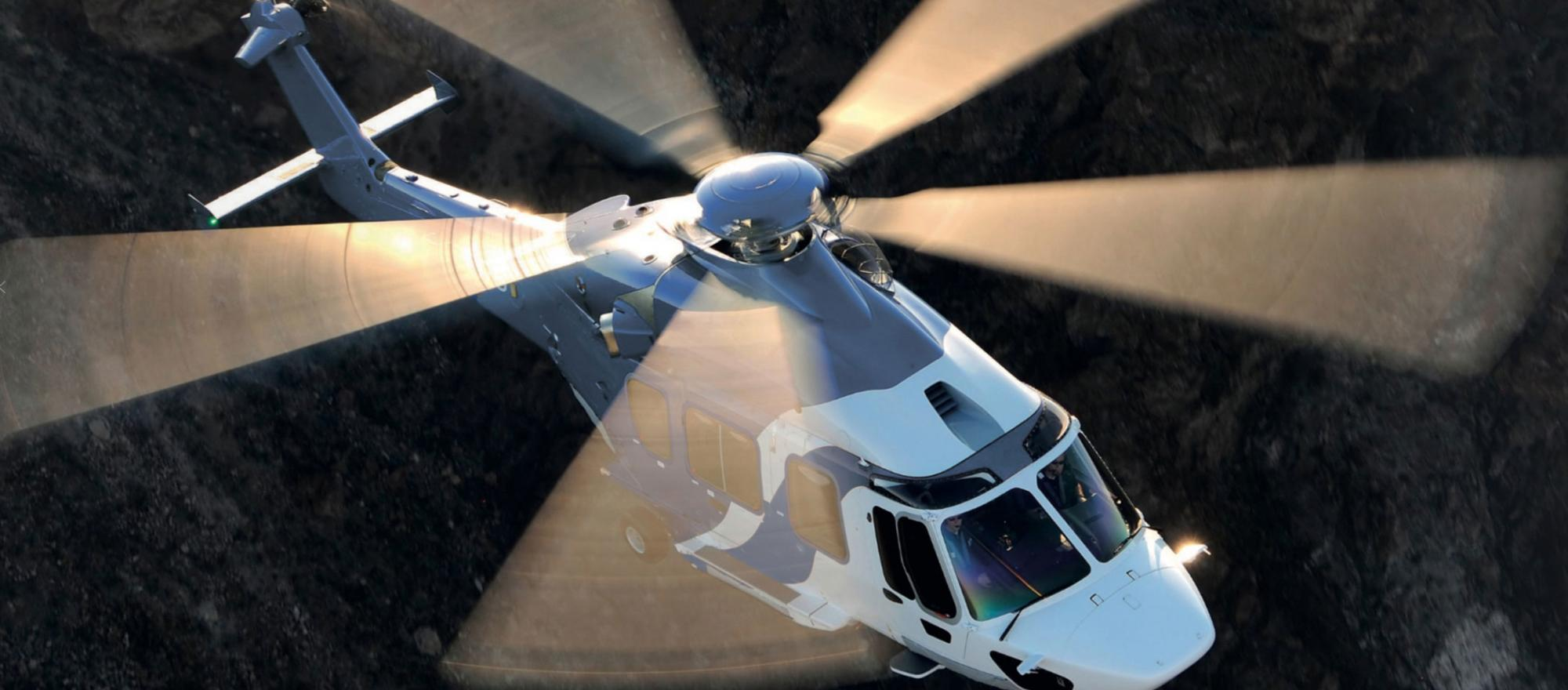 Airbus Helicopters' H175 in flight