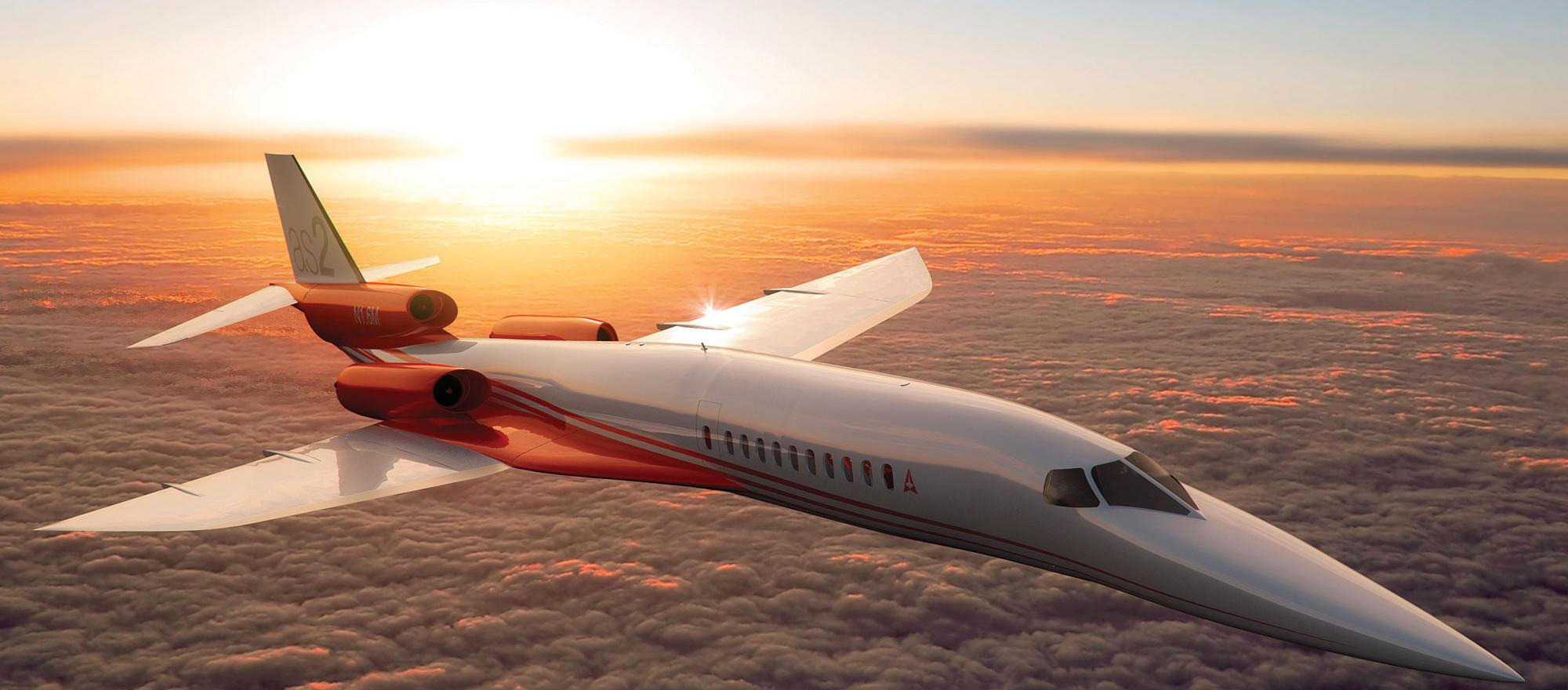 Aerion's AS2