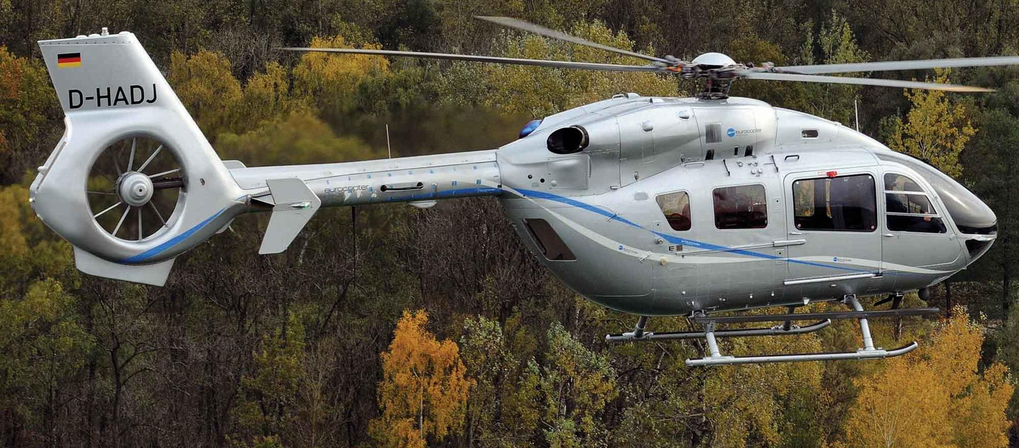 airbus helicopters ec145 business jet traveler