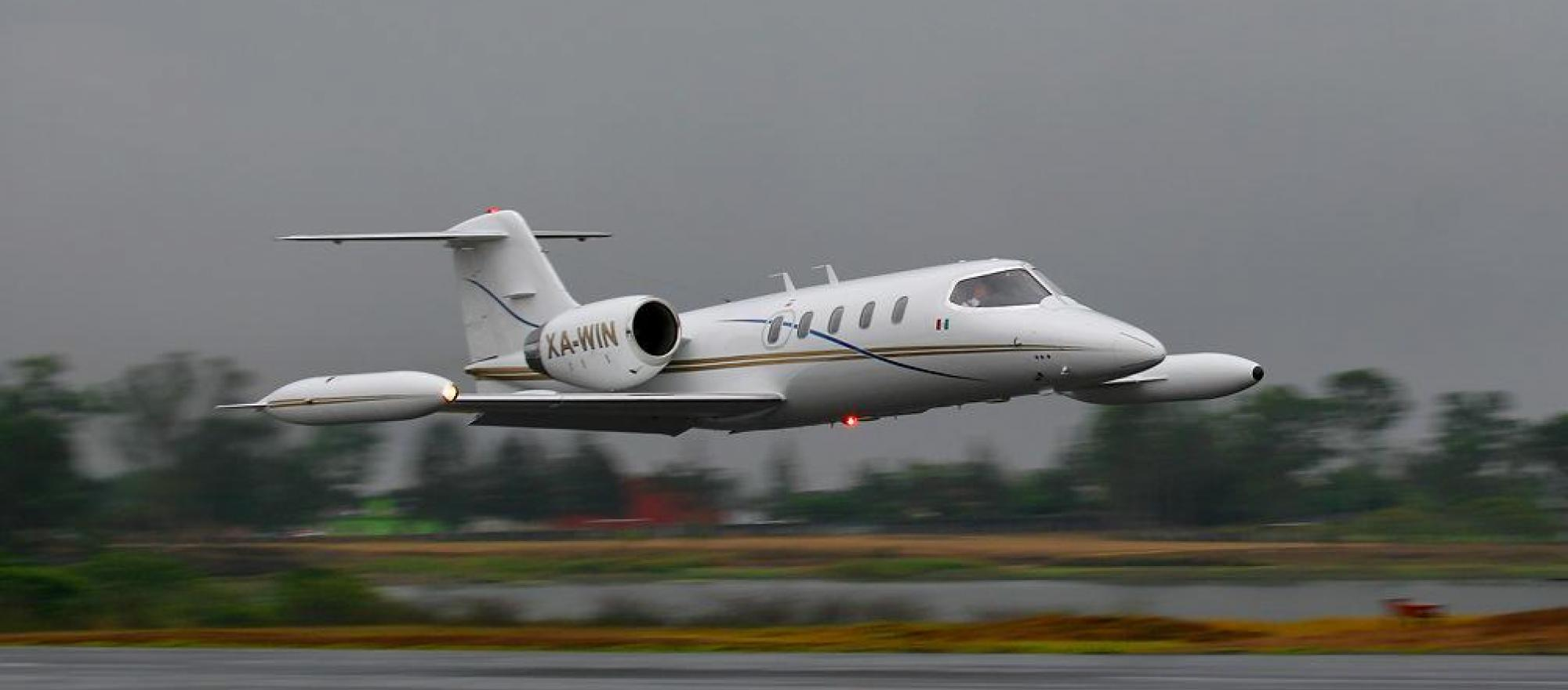 Bombardier Learjet 35A | Business Jet Traveler