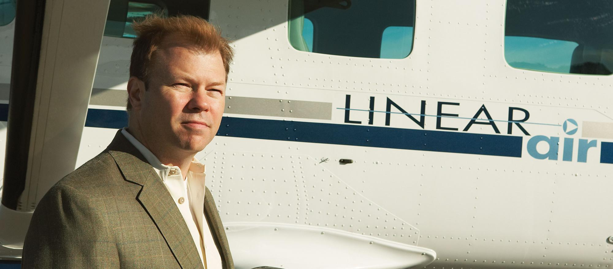 """We believe that there's a big opportunity for the whole-plane car-service-wi"