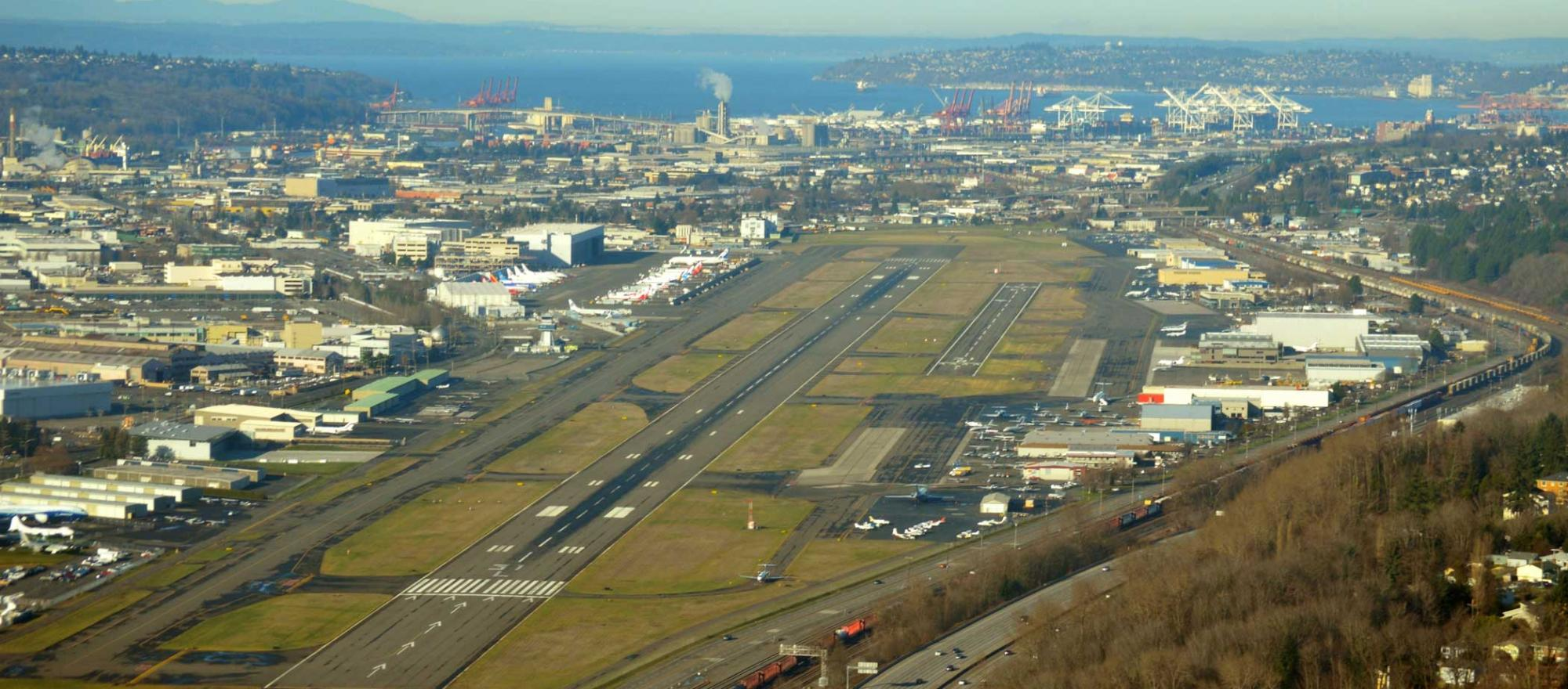 Seattle King County International Airport/Boeing Field