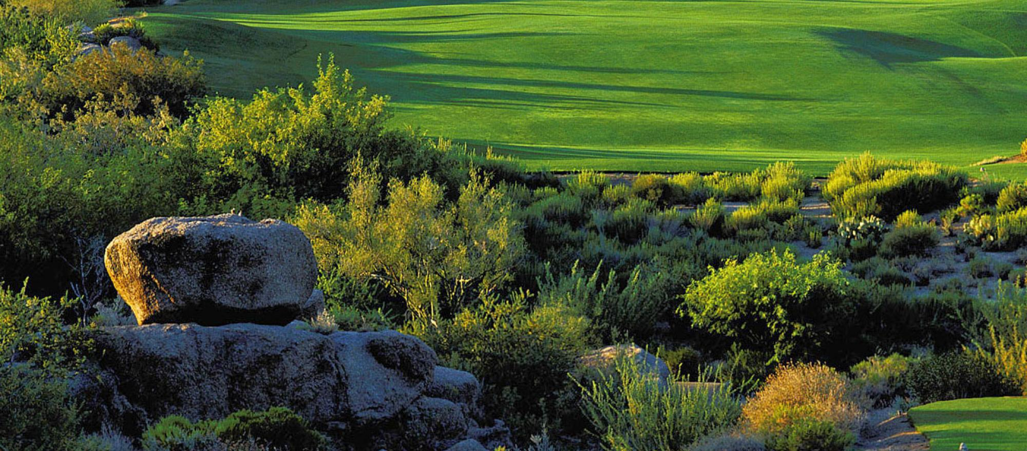 ALL PHOTOS COURTESY OF BOULDERS RESORTS & SPA