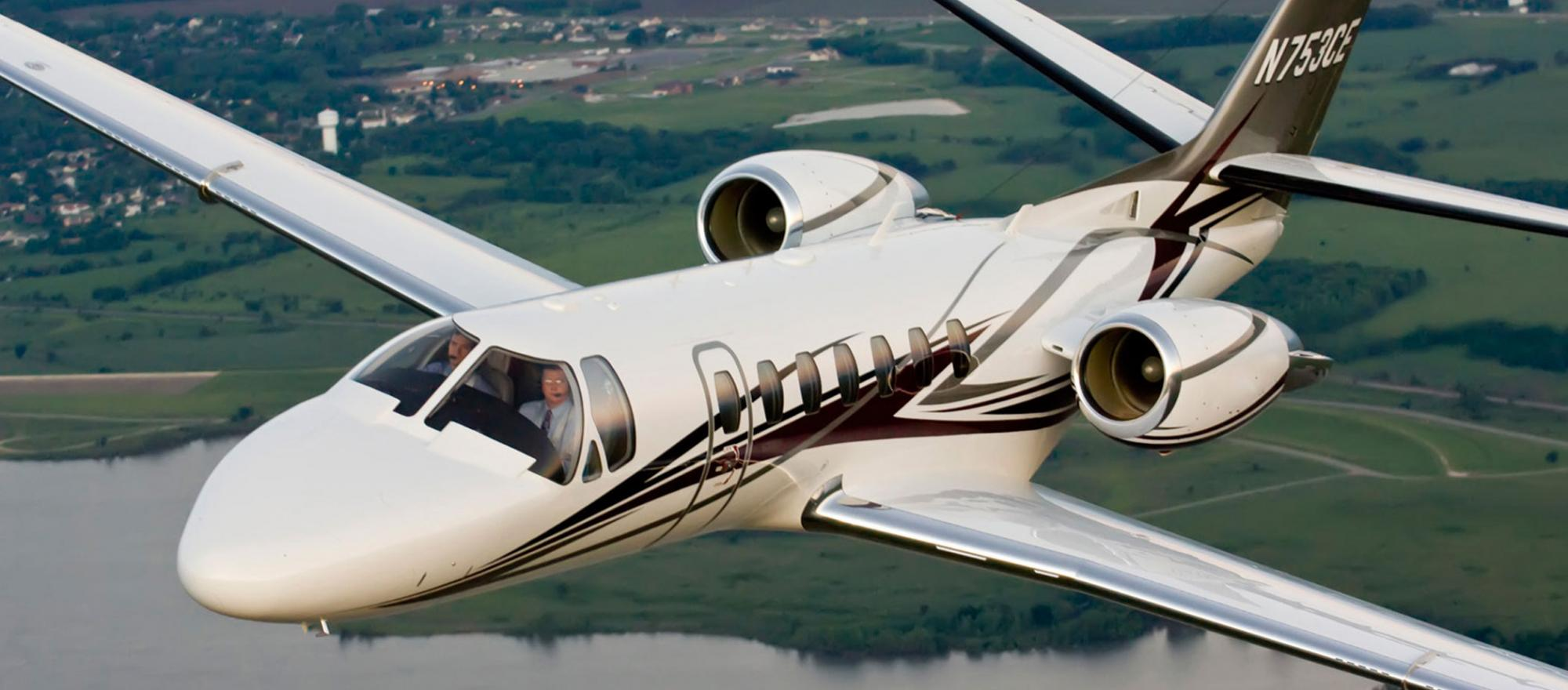 When Embraer sold NetJets a new fleet of Phenom light jets, it took 25 of these Citation Ultras in exchange.