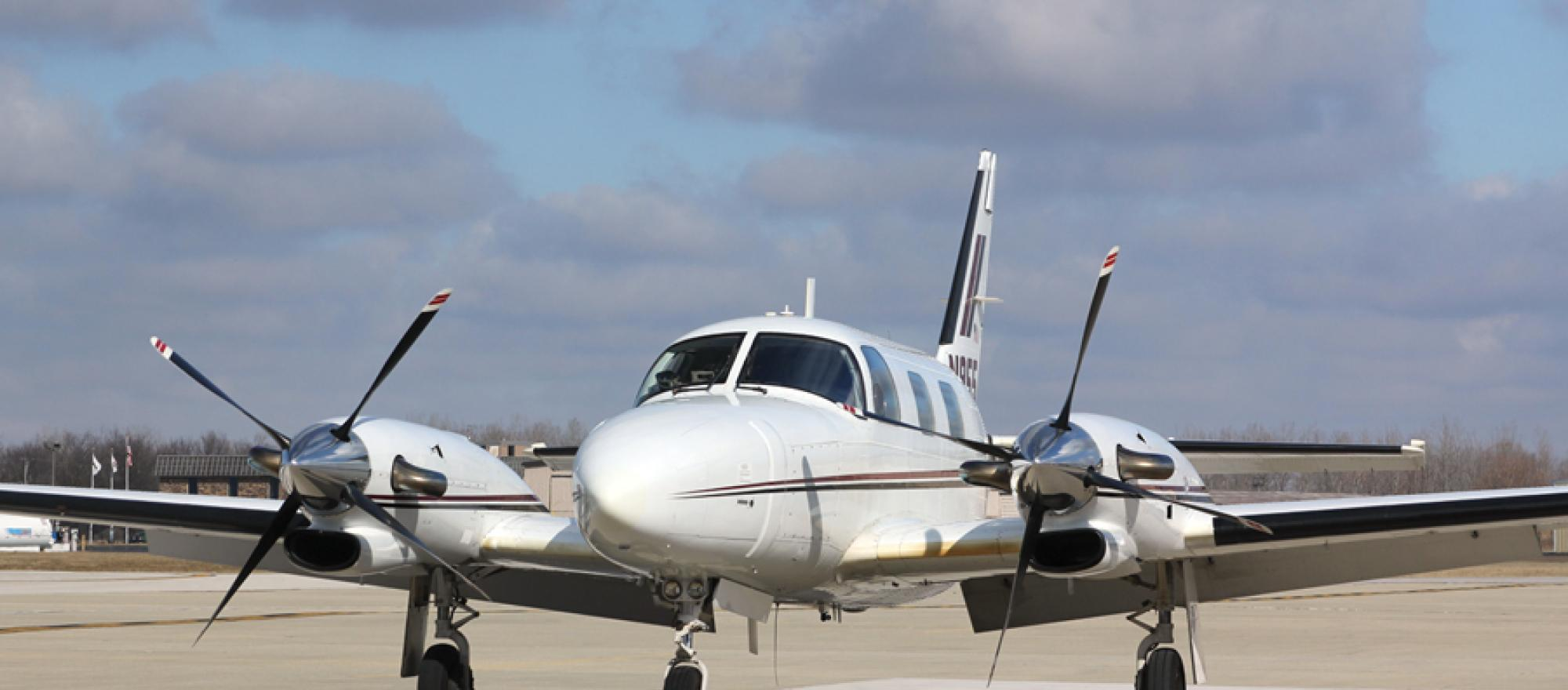 Cheyenne II | Business Jet Traveler