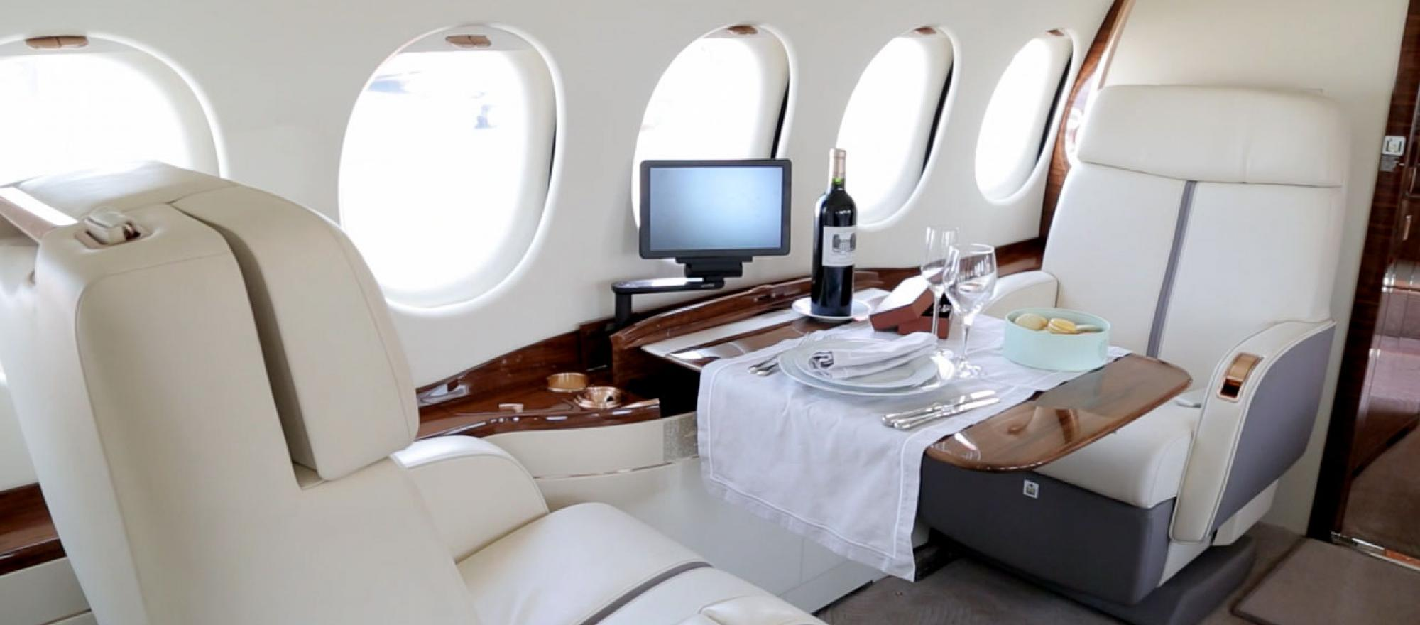 Luxury private jets for sale by brokers ... - JamesEdition