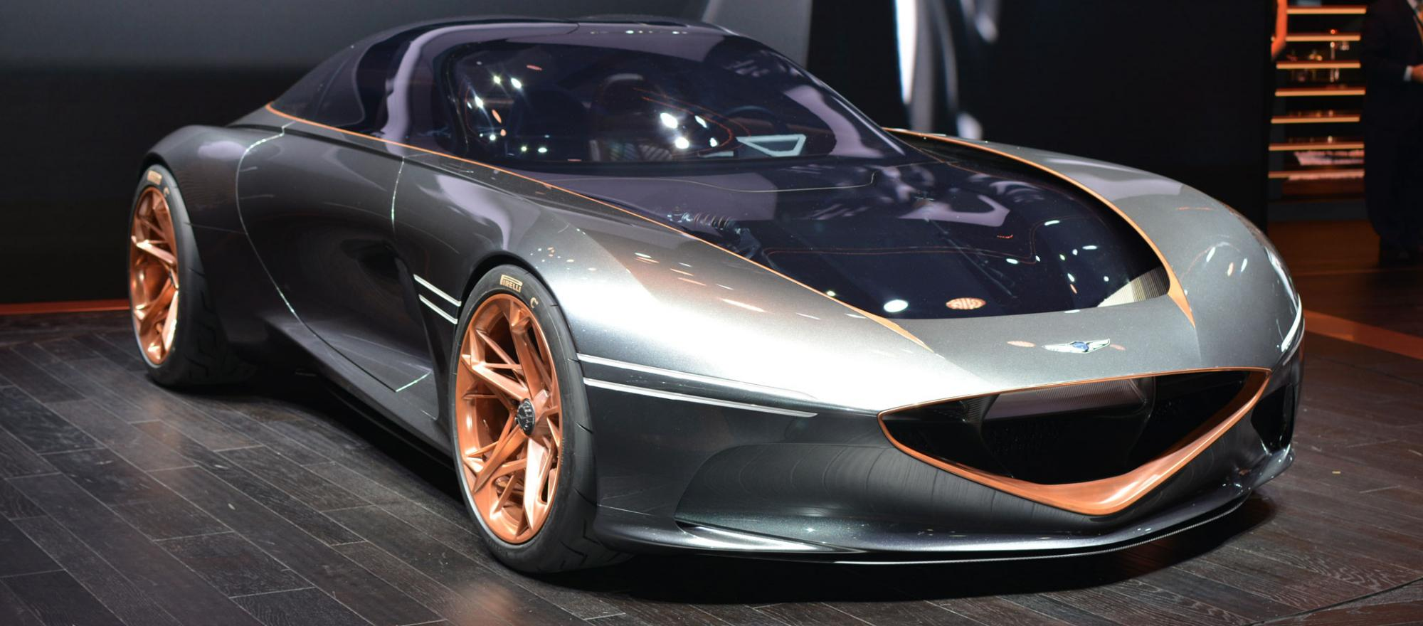 Genesis Essentia Concept Photo: Ian Whelan