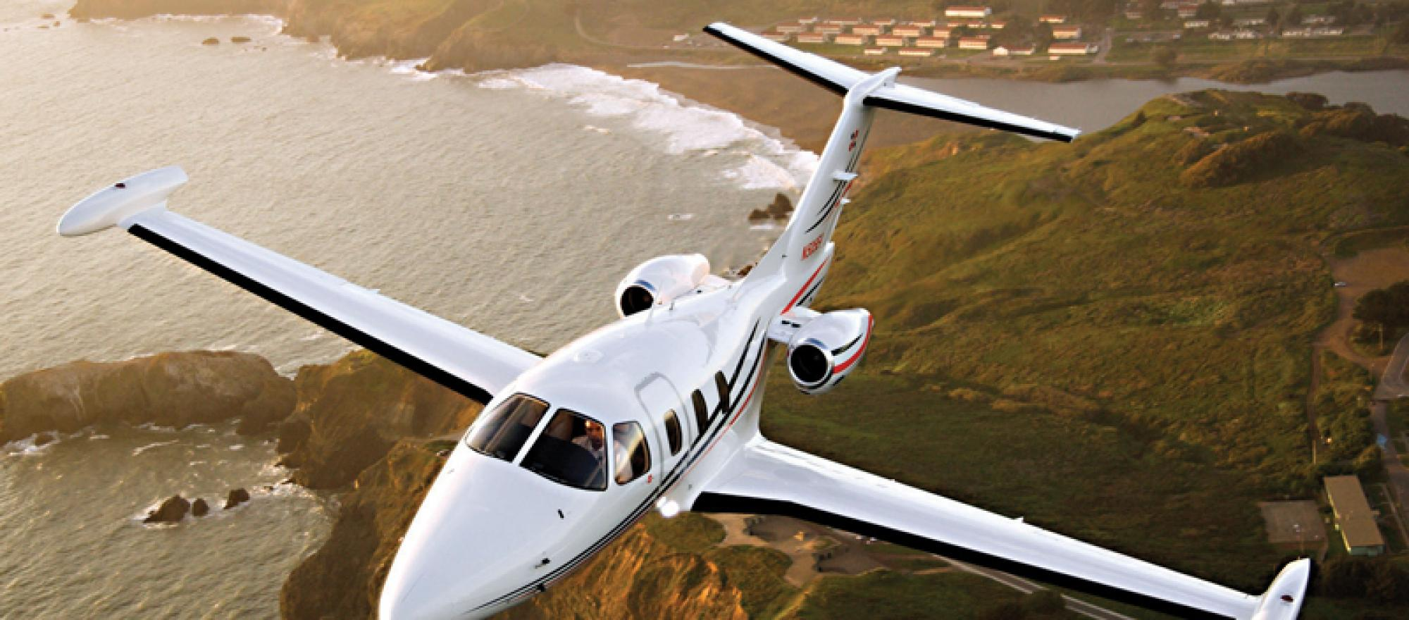 Eclipse Aerospace's Eclipse 550