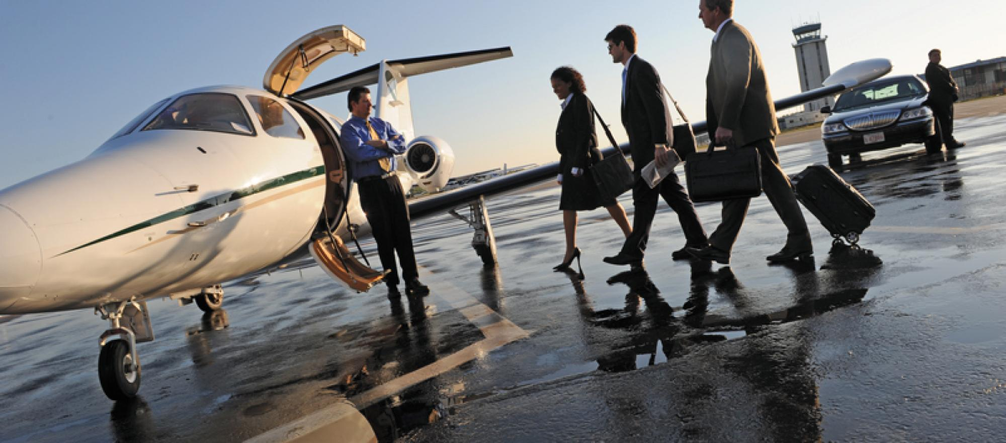 Can you really fly privately for airline prices?